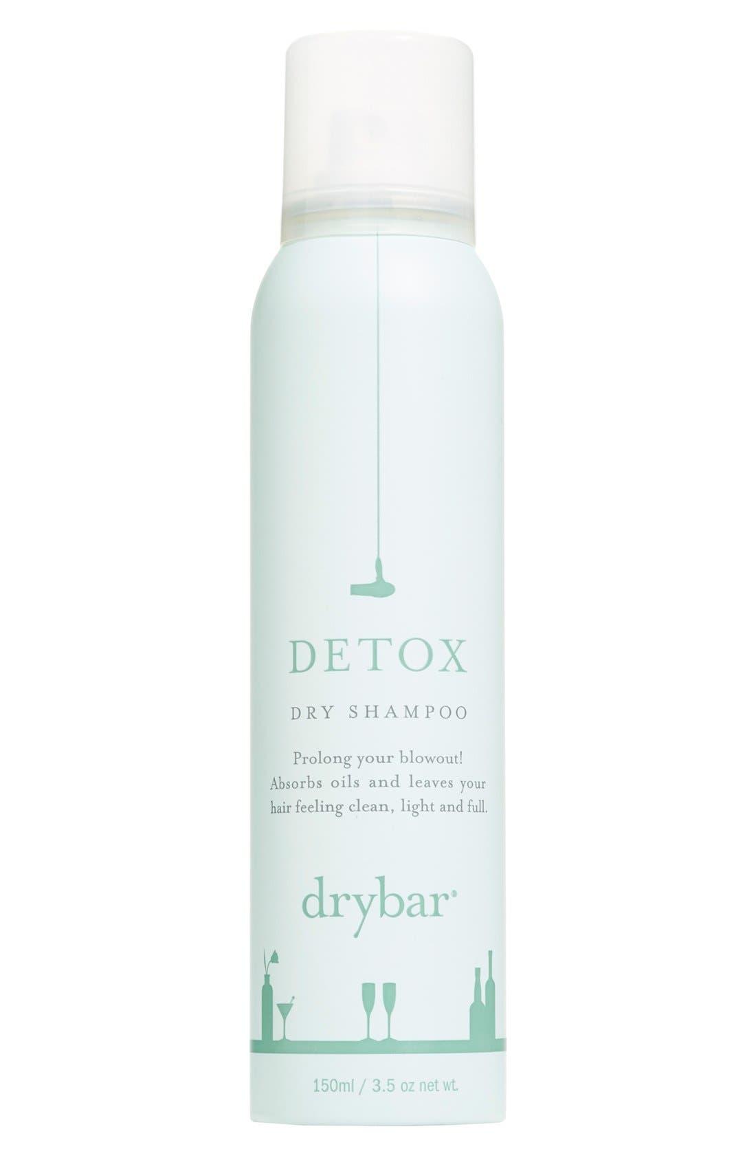 Detox Original Scent Dry Shampoo,                             Alternate thumbnail 4, color,                             NO COLOR