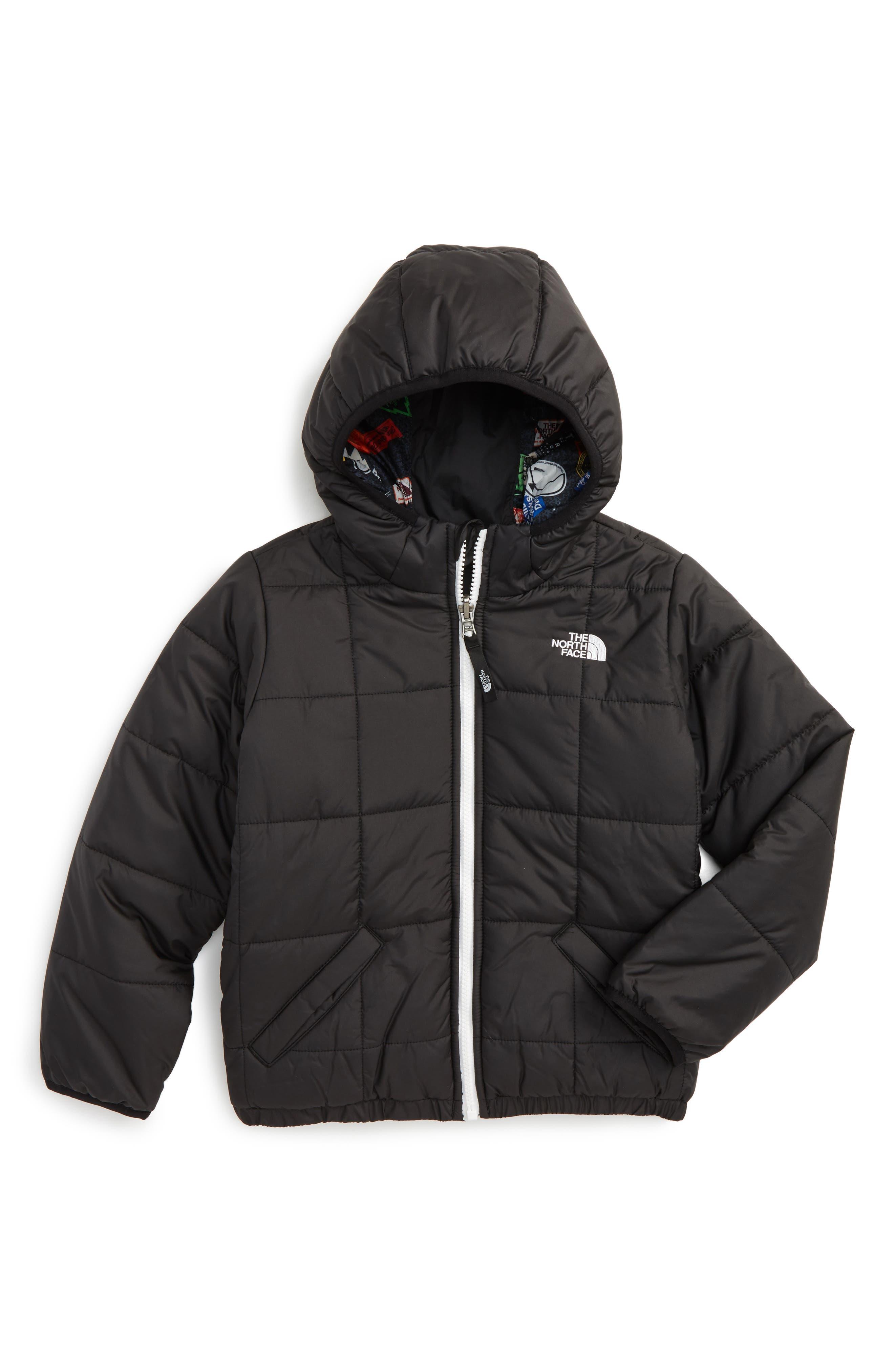 Perrito Reversible Water Repellent Heatseeker<sup>™</sup> Insulated Jacket,                         Main,                         color,