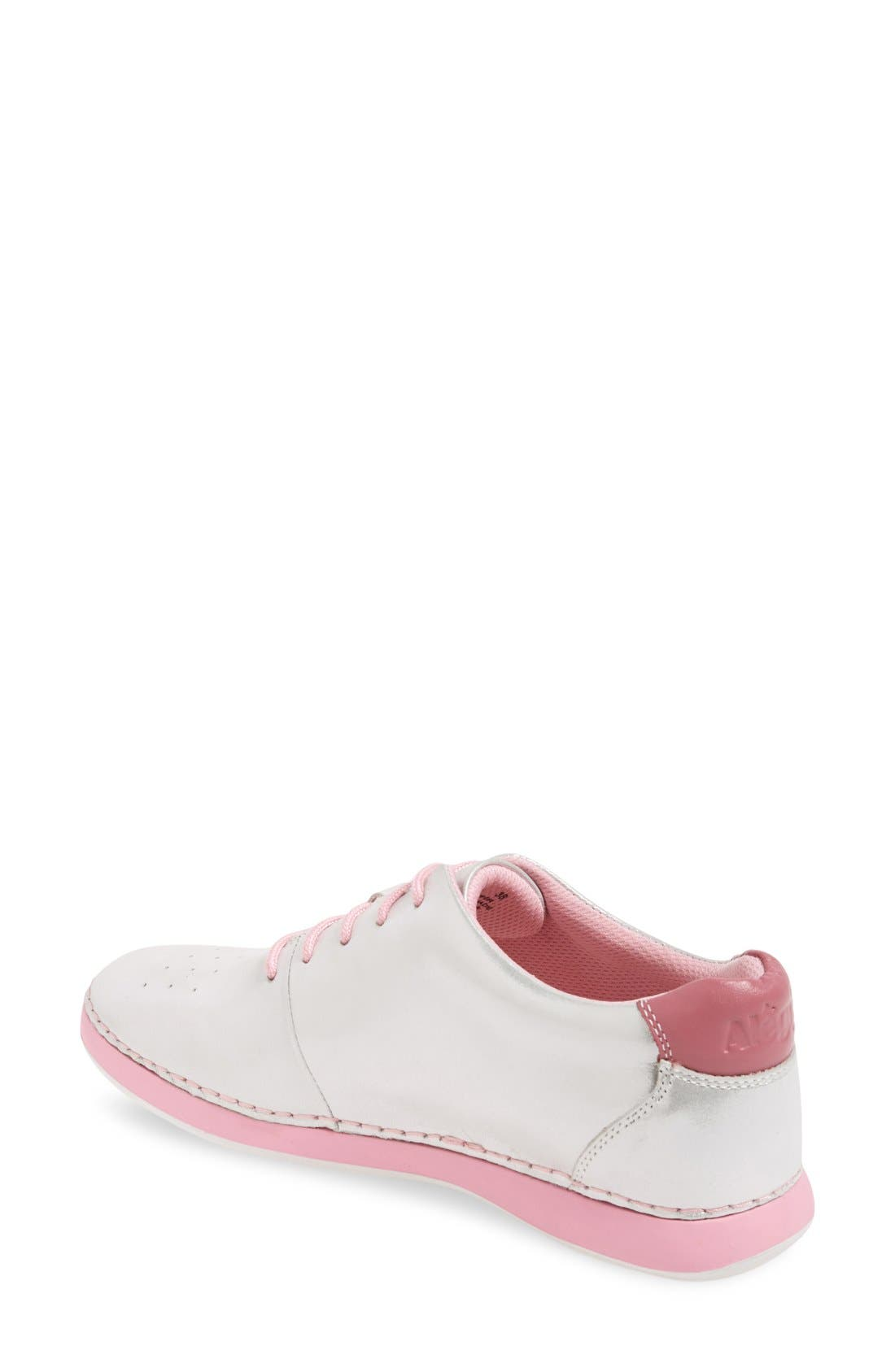 Essence Lace-Up Leather Oxford,                             Alternate thumbnail 51, color,