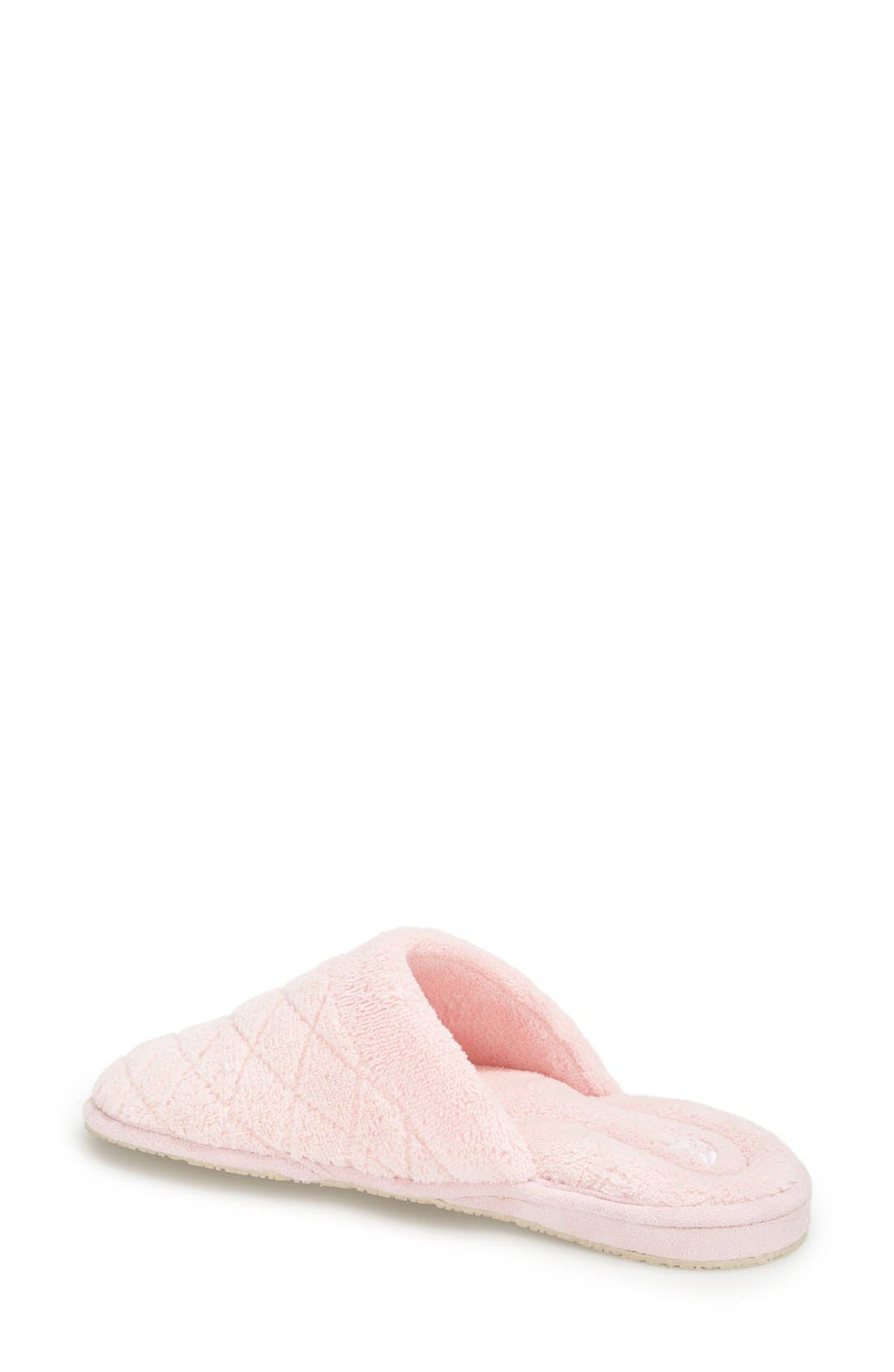 'Aria' Plush Slipper,                             Alternate thumbnail 6, color,