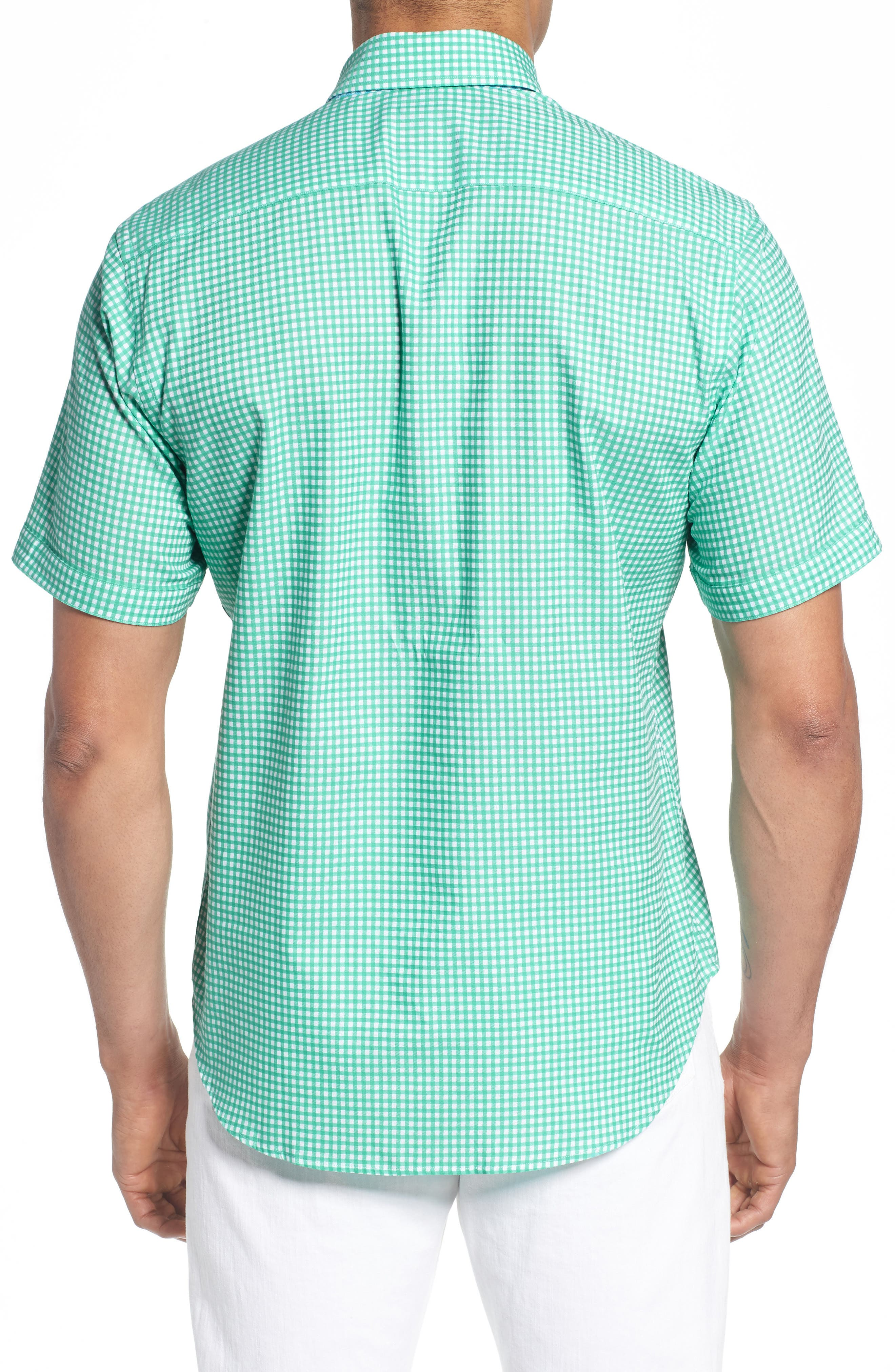 Arlo Regular Fit Check Sport Shirt,                             Alternate thumbnail 2, color,                             300