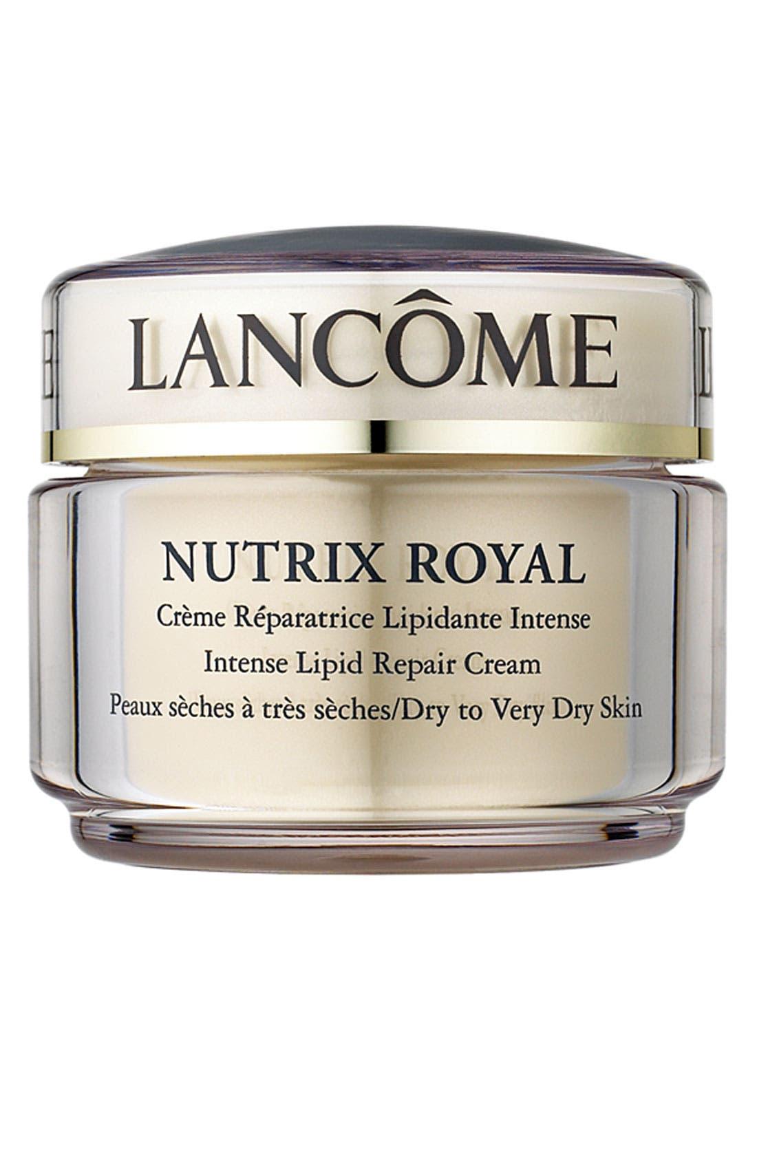 Nutrix Royal Intense Lipid Repair Cream,                             Main thumbnail 1, color,                             NO COLOR