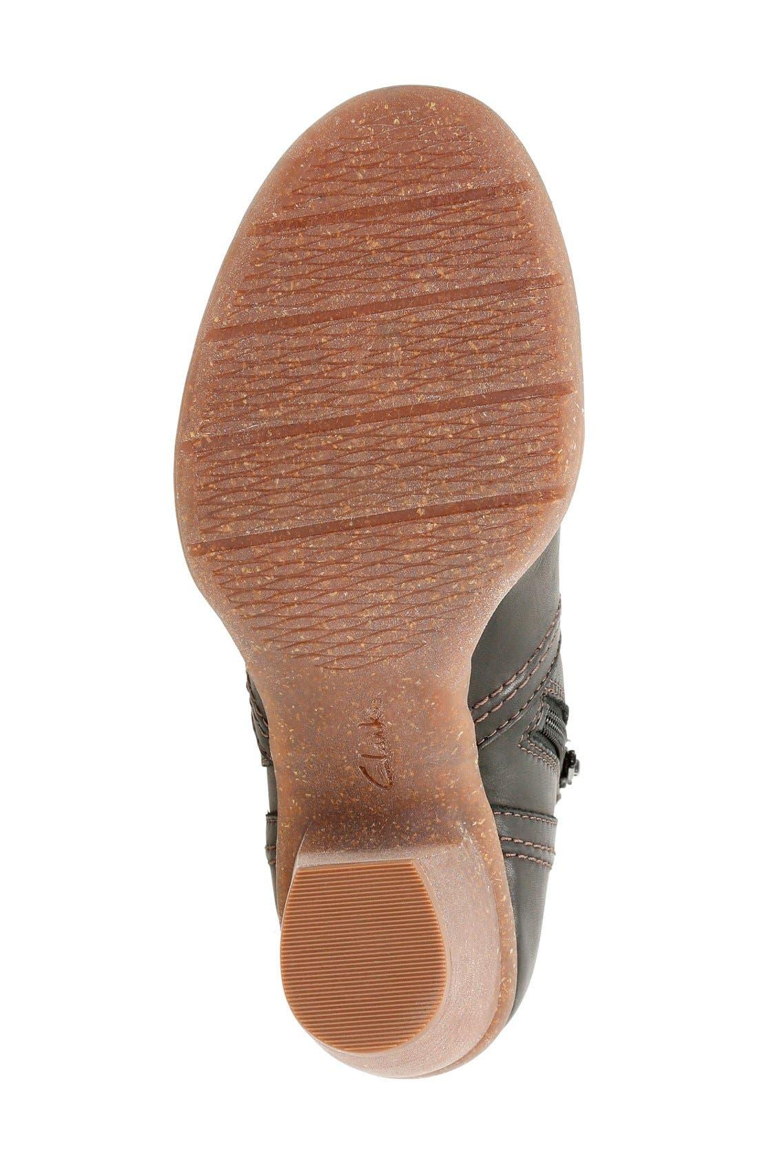 'Carleta Paris' Ankle Boot,                             Alternate thumbnail 7, color,
