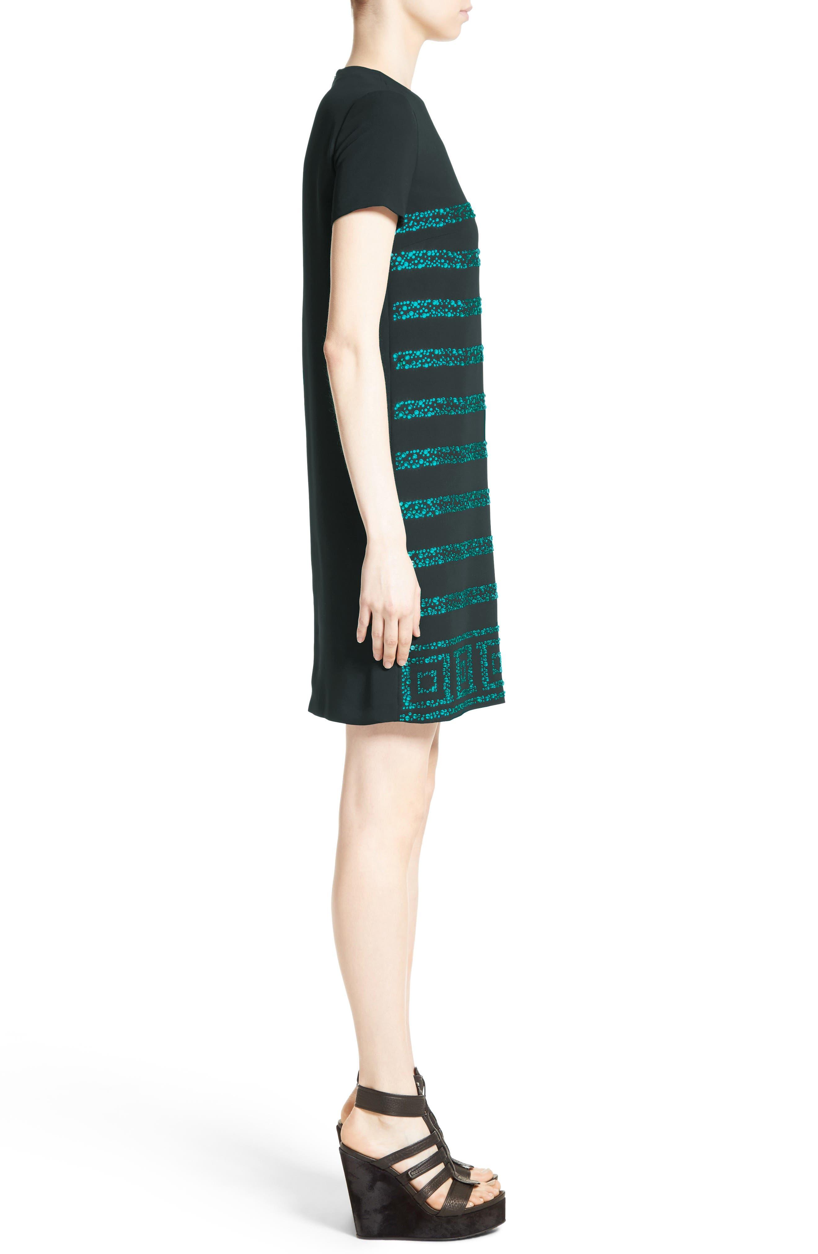 Rhinestone Dress,                             Alternate thumbnail 3, color,                             440