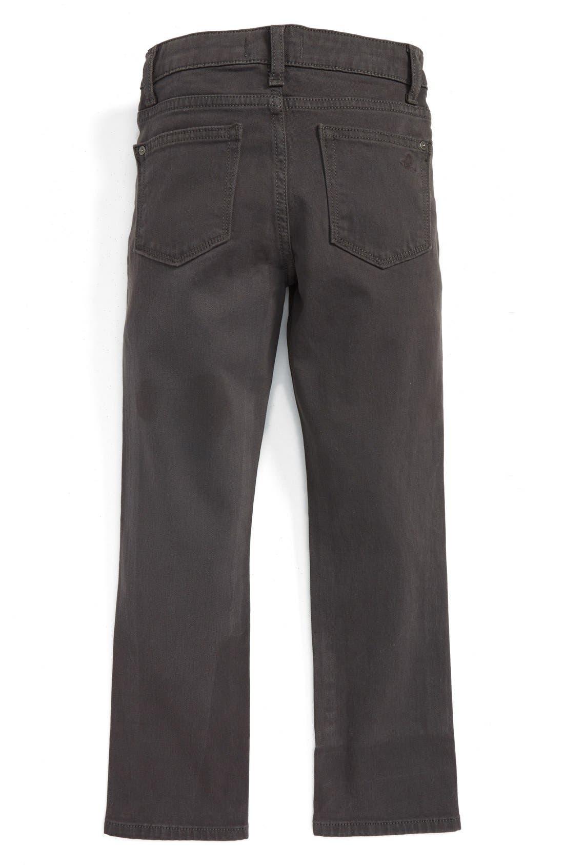 'Hawke' Skinny Jeans,                             Alternate thumbnail 3, color,                             002