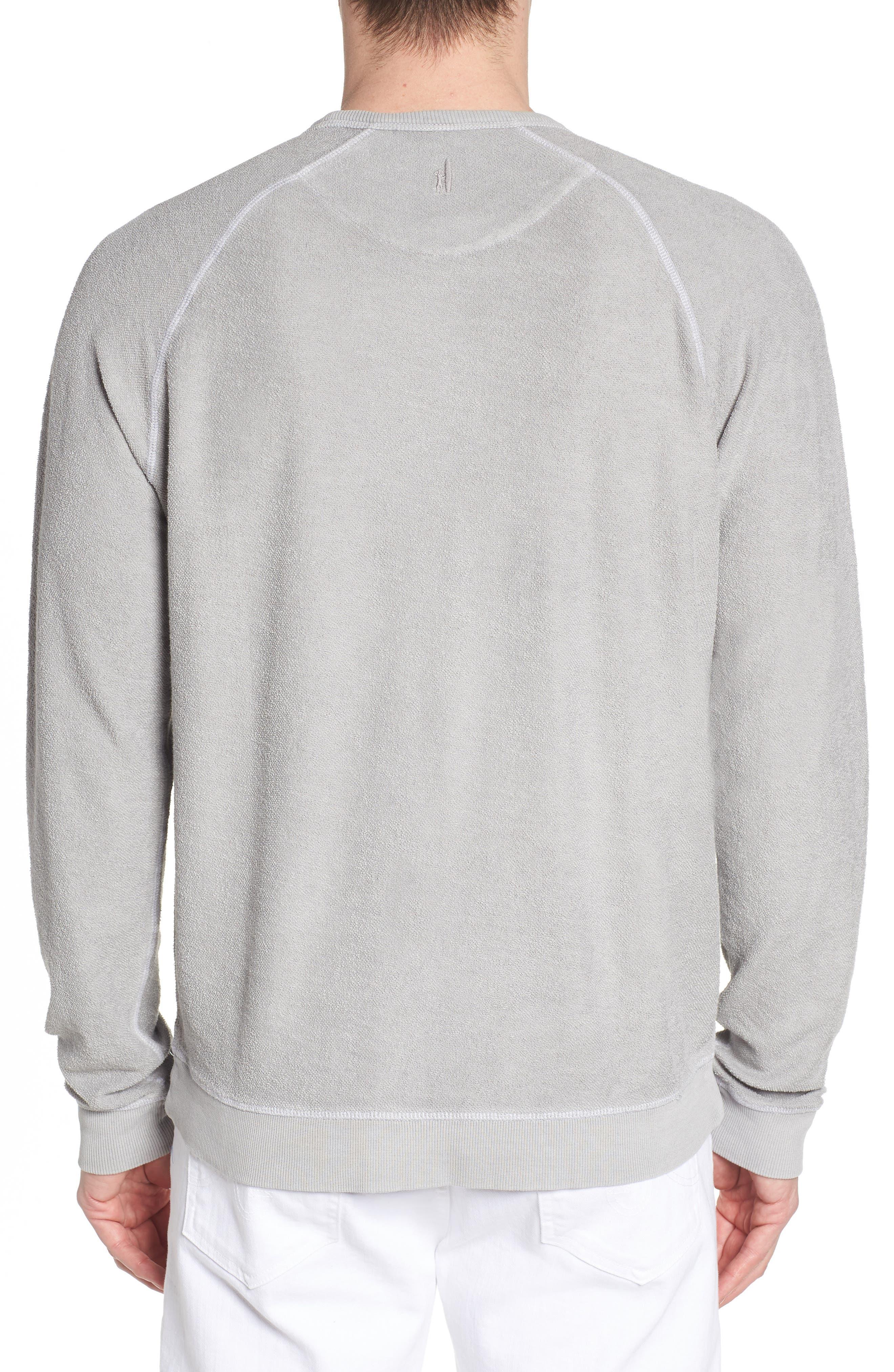 JOHNNIE-O,                             Mason Regular Fit Sweatshirt,                             Alternate thumbnail 2, color,                             053