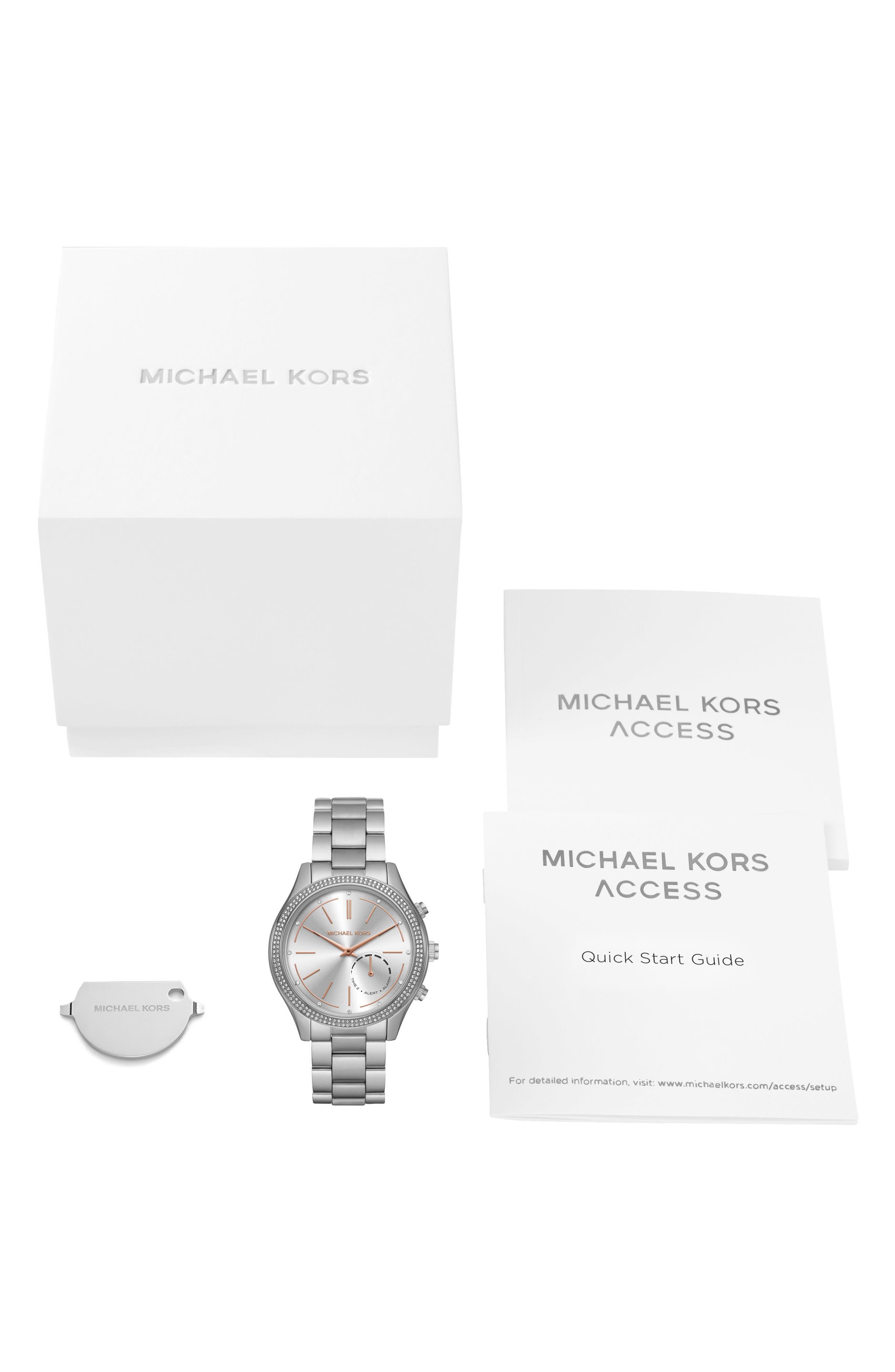 Access Smart Bracelet Watch, 42mm,                             Alternate thumbnail 11, color,
