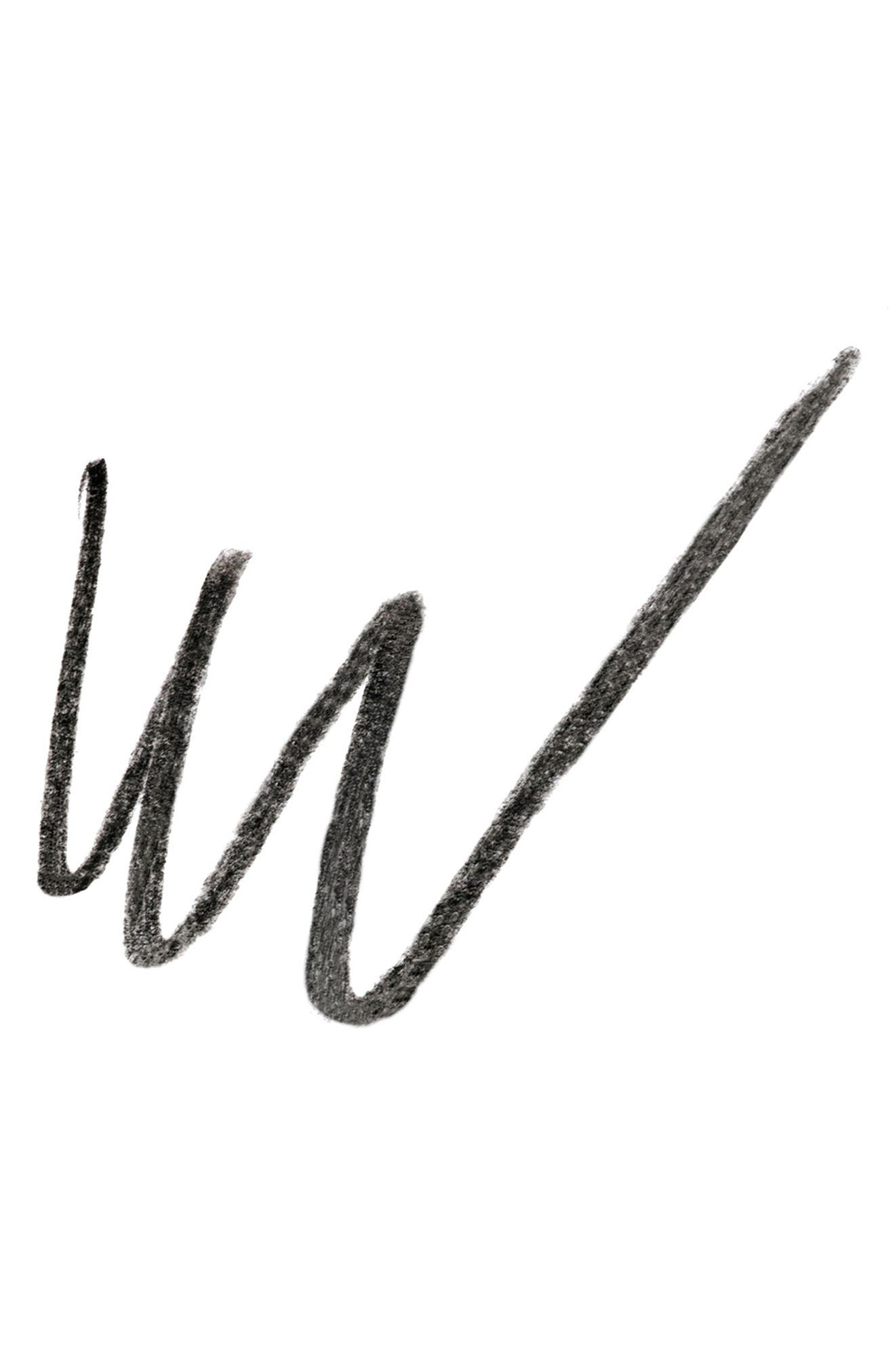 Brow Shaping Powdery Pencil,                             Alternate thumbnail 2, color,                             BLACK 10