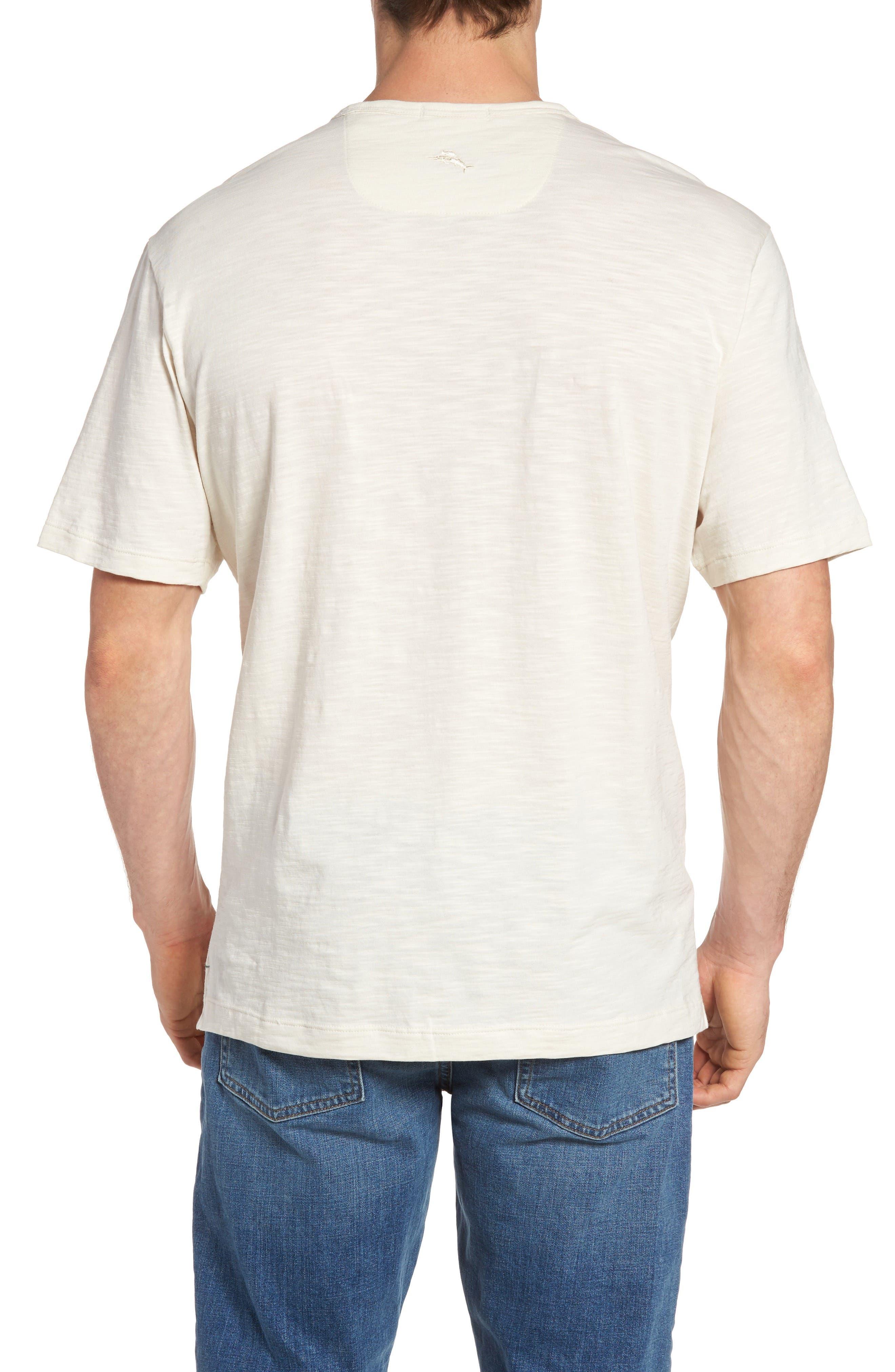 'Portside Player' Pima Cotton T-Shirt,                             Alternate thumbnail 25, color,