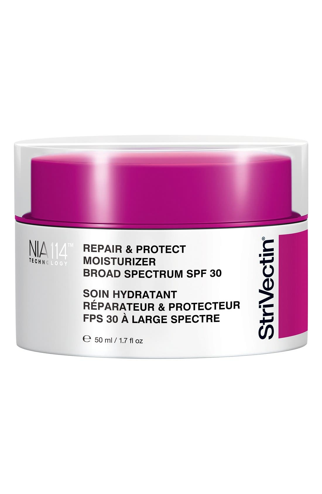Repair & Protect Moisturizer Broad Spectrum SPF 30,                             Main thumbnail 1, color,