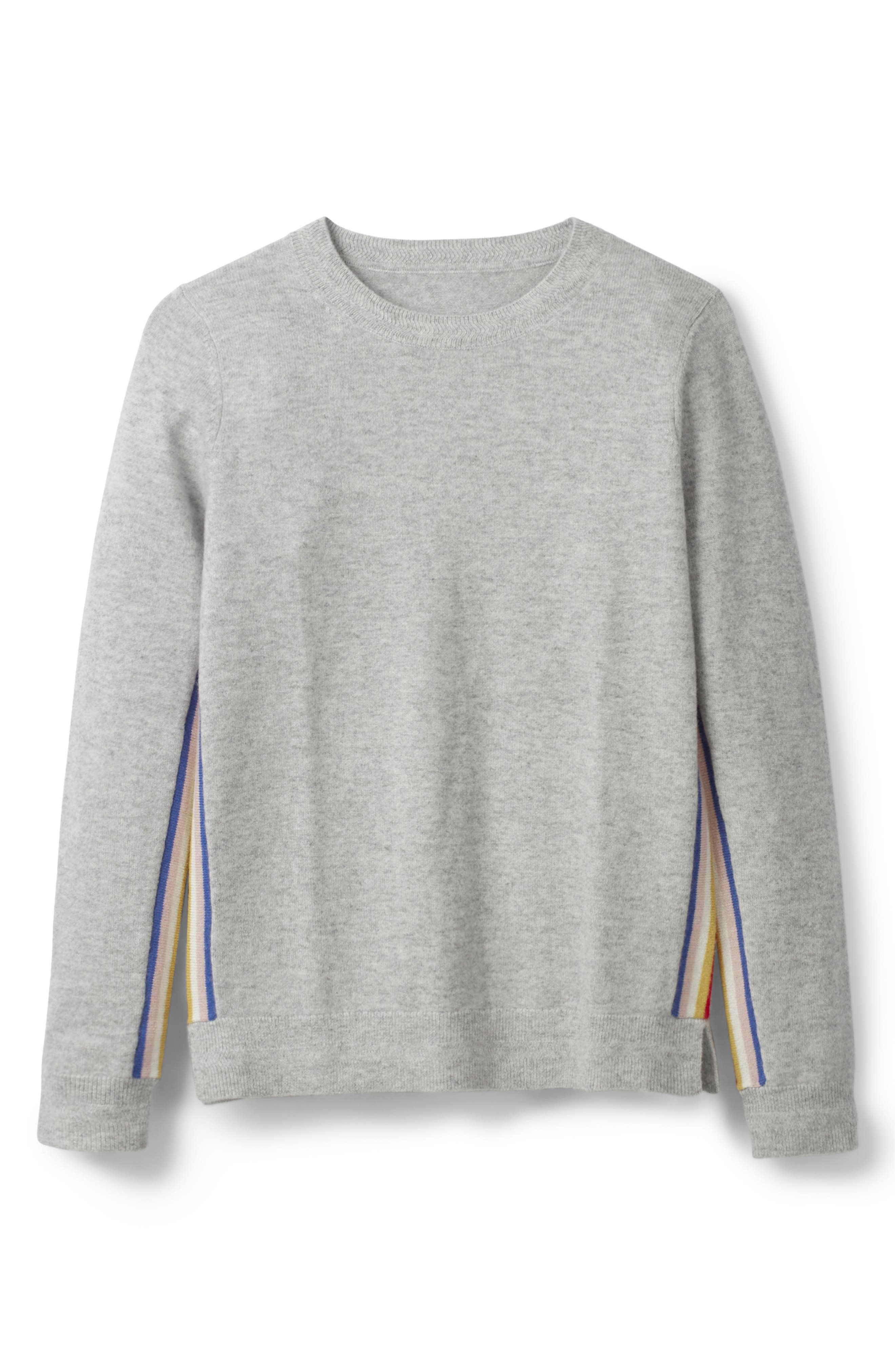 Cashmere Sweater,                             Alternate thumbnail 4, color,                             034