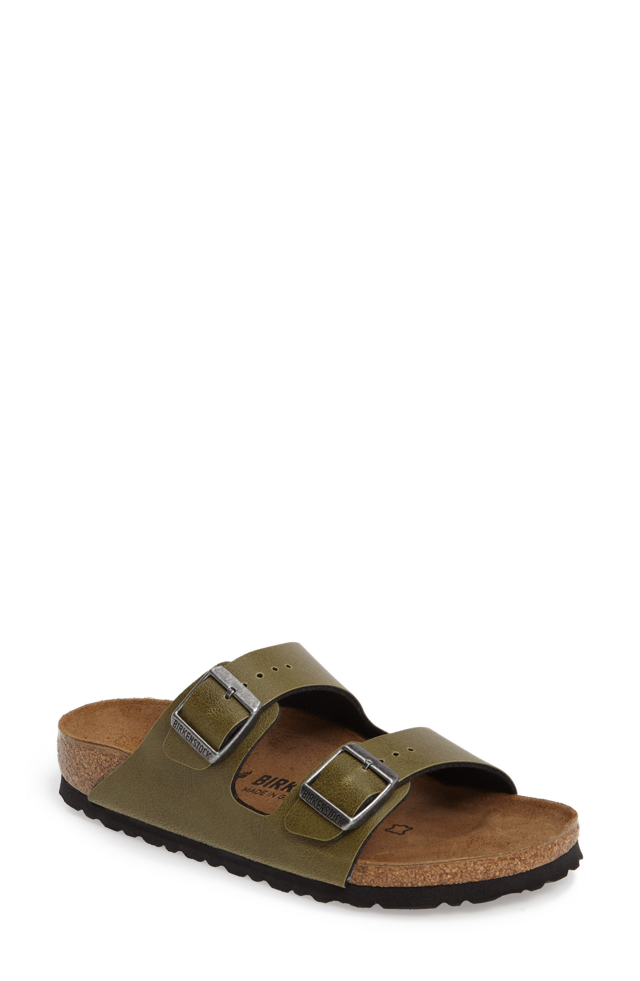 Papillio by Birkenstock 'Arizona' Birko-Flor Sandal,                             Main thumbnail 2, color,