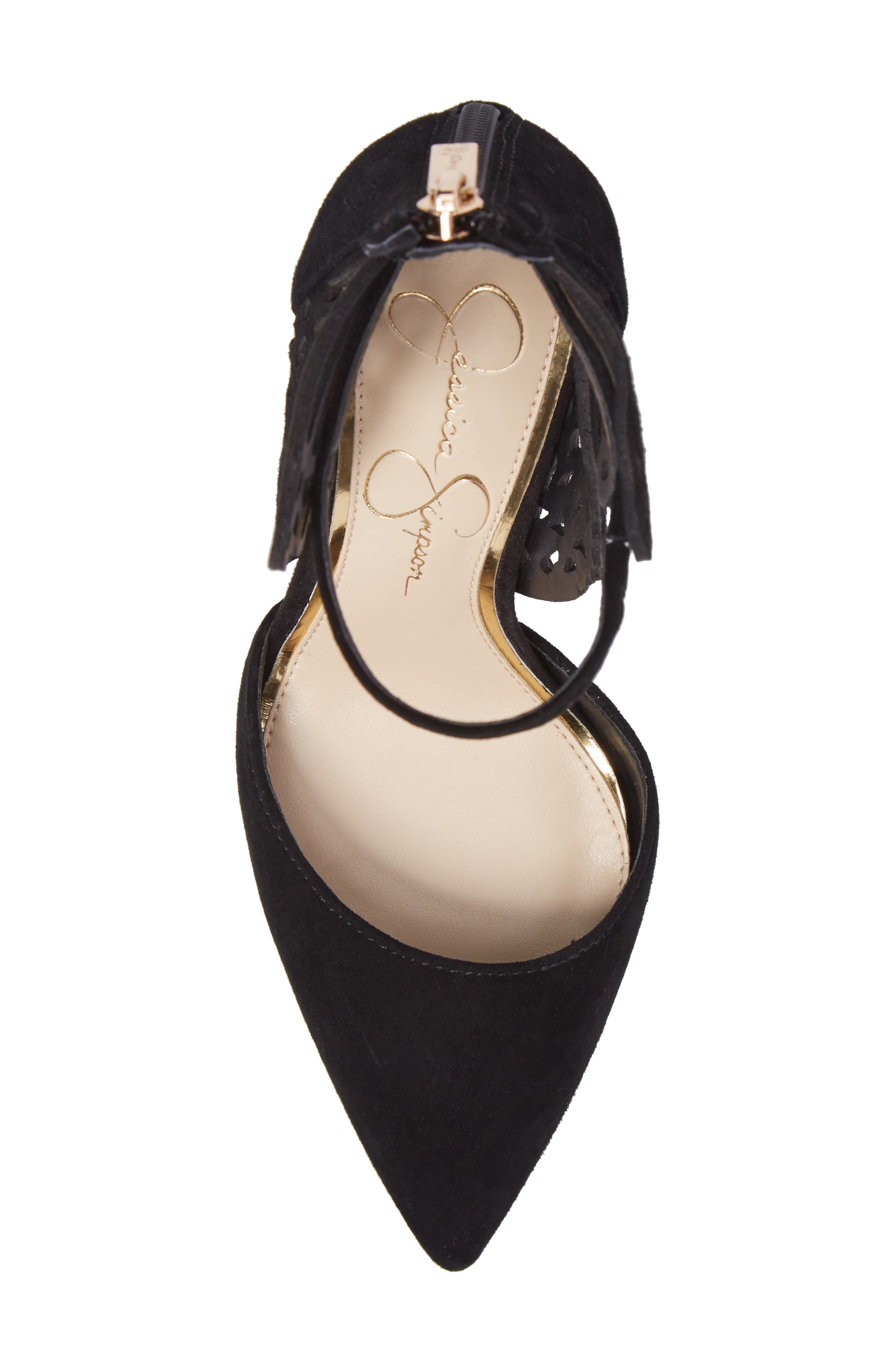 Leasia Butterfly Pump,                             Alternate thumbnail 5, color,                             001