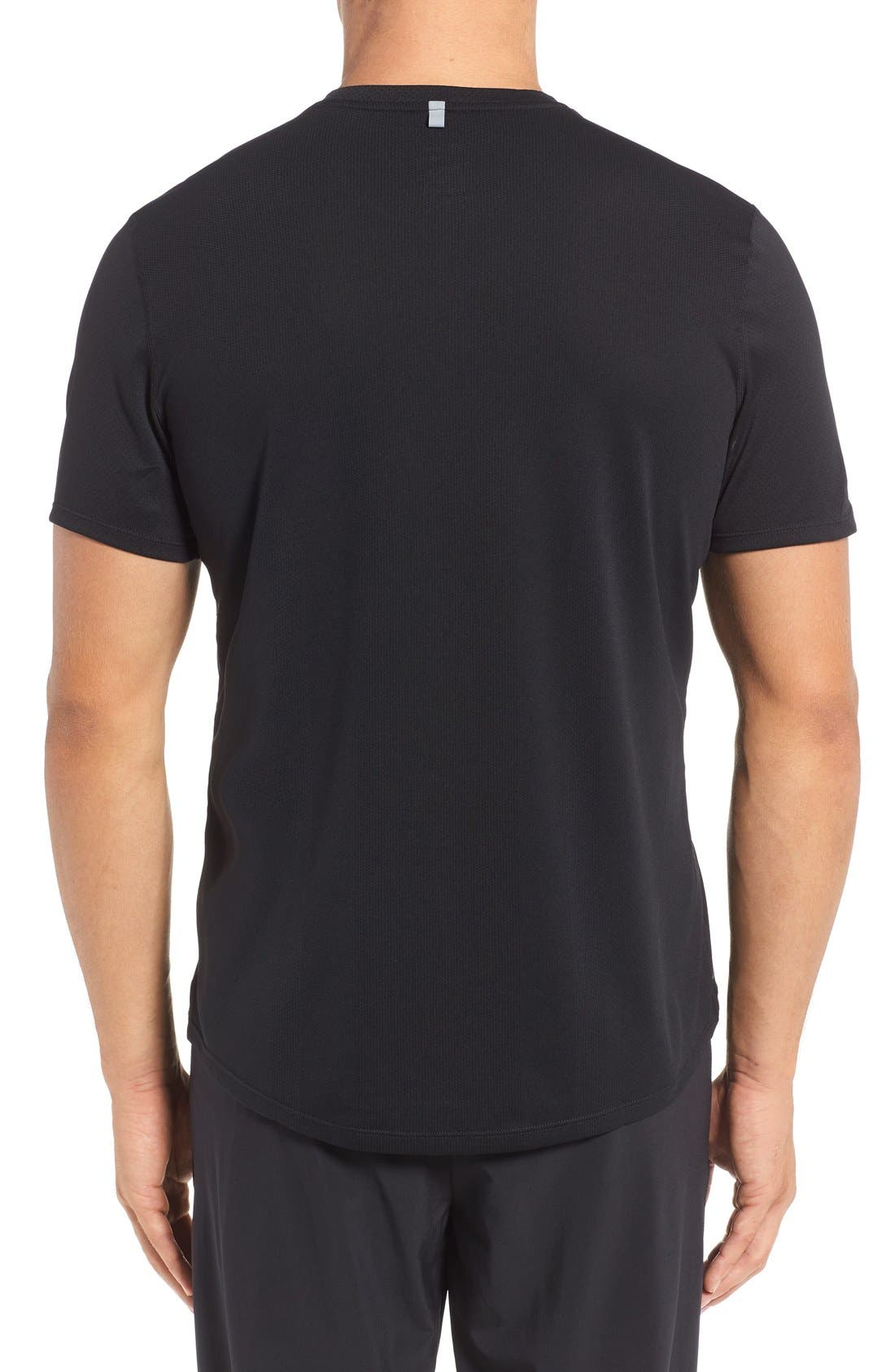 'Contour' Mesh Dri-FIT Running T-Shirt,                             Alternate thumbnail 26, color,