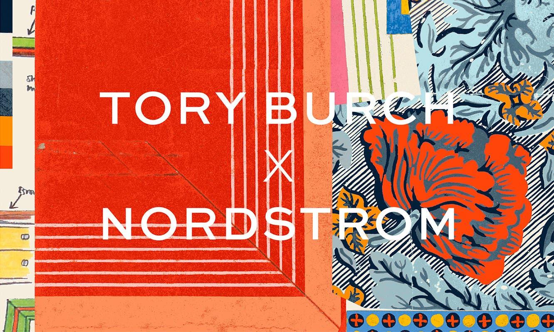 Tory Burch x Nordstrom.