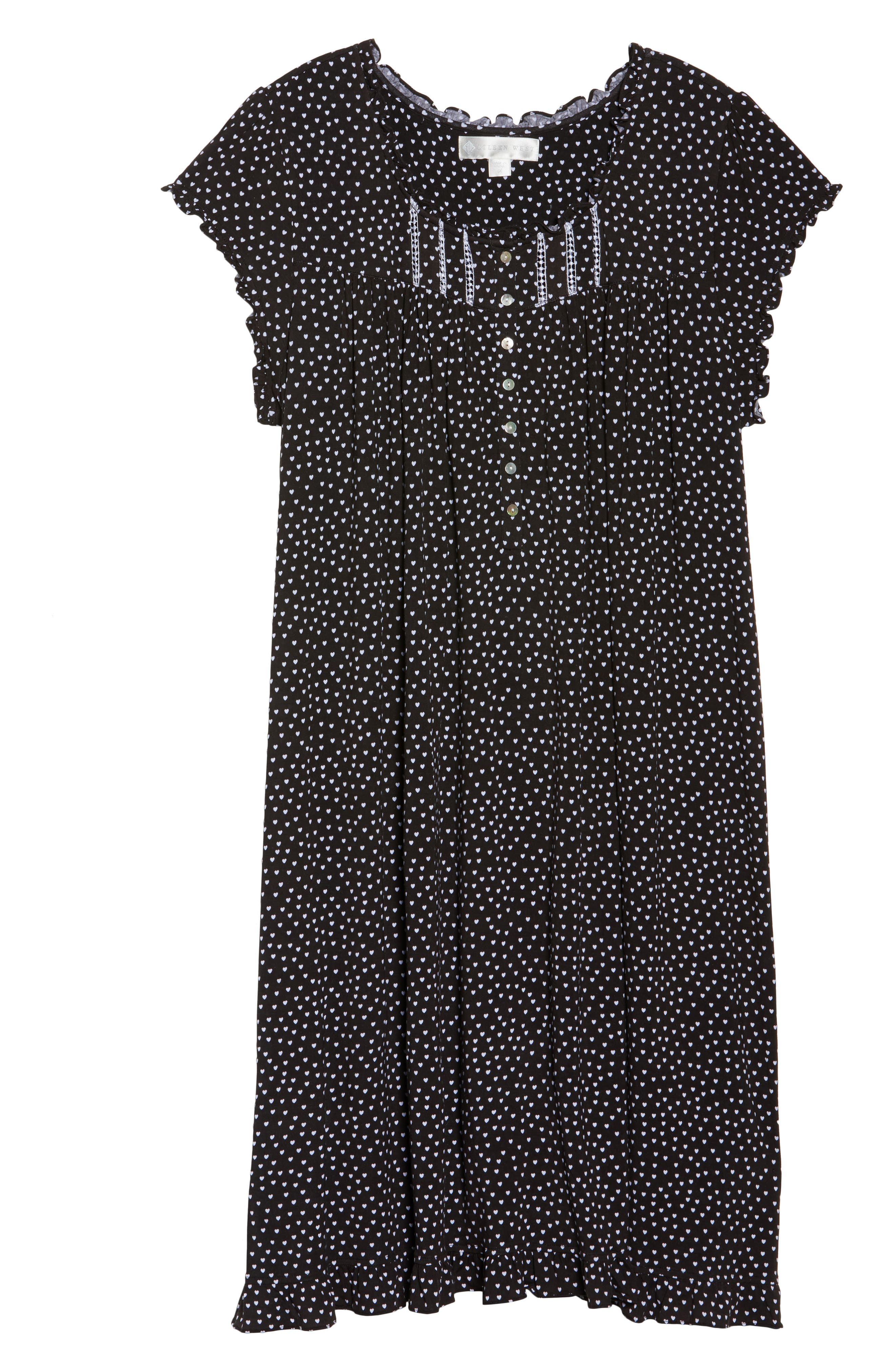 Modal Jersey Nightgown,                             Alternate thumbnail 11, color,