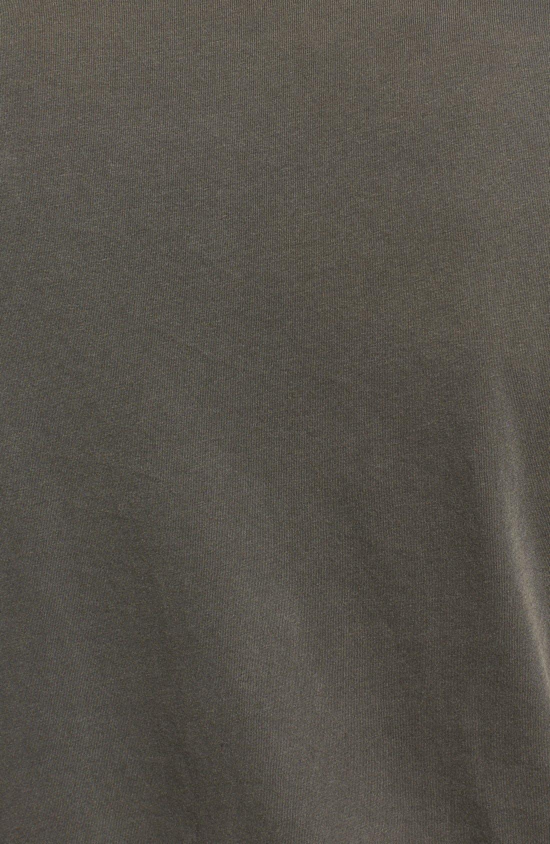 Crewneck Jersey T-Shirt,                             Alternate thumbnail 264, color,