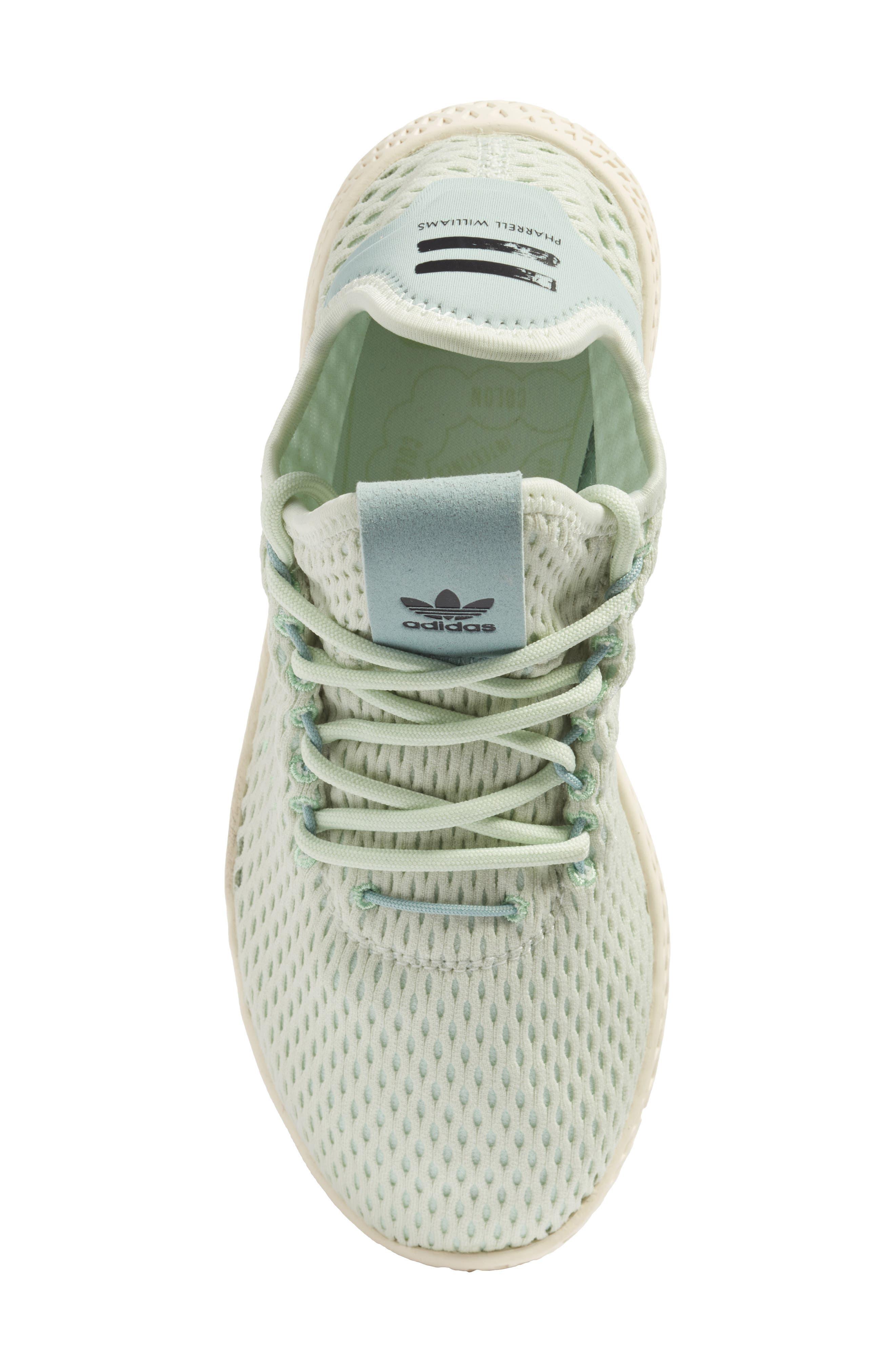 Originals x Pharrell Williams The Summers Mesh Sneaker,                             Alternate thumbnail 5, color,                             334