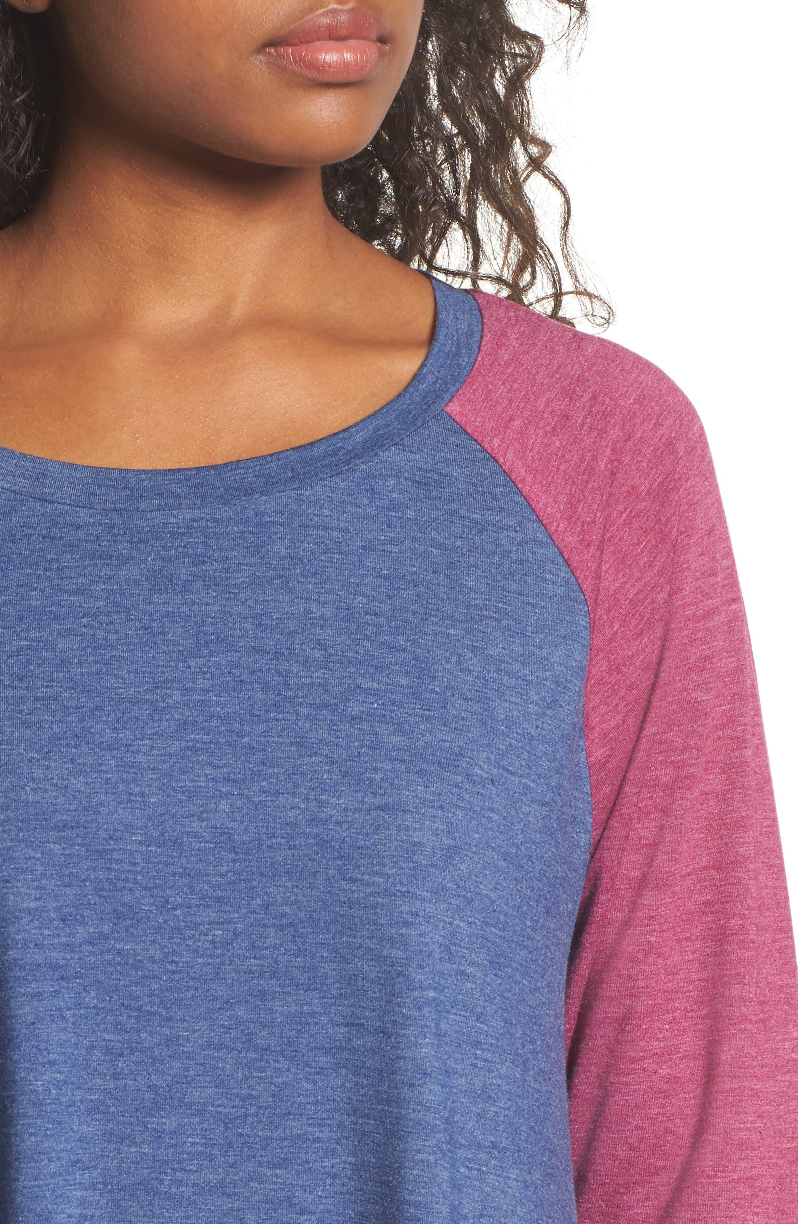 Honeydew All American Sleep Shirt,                             Alternate thumbnail 26, color,