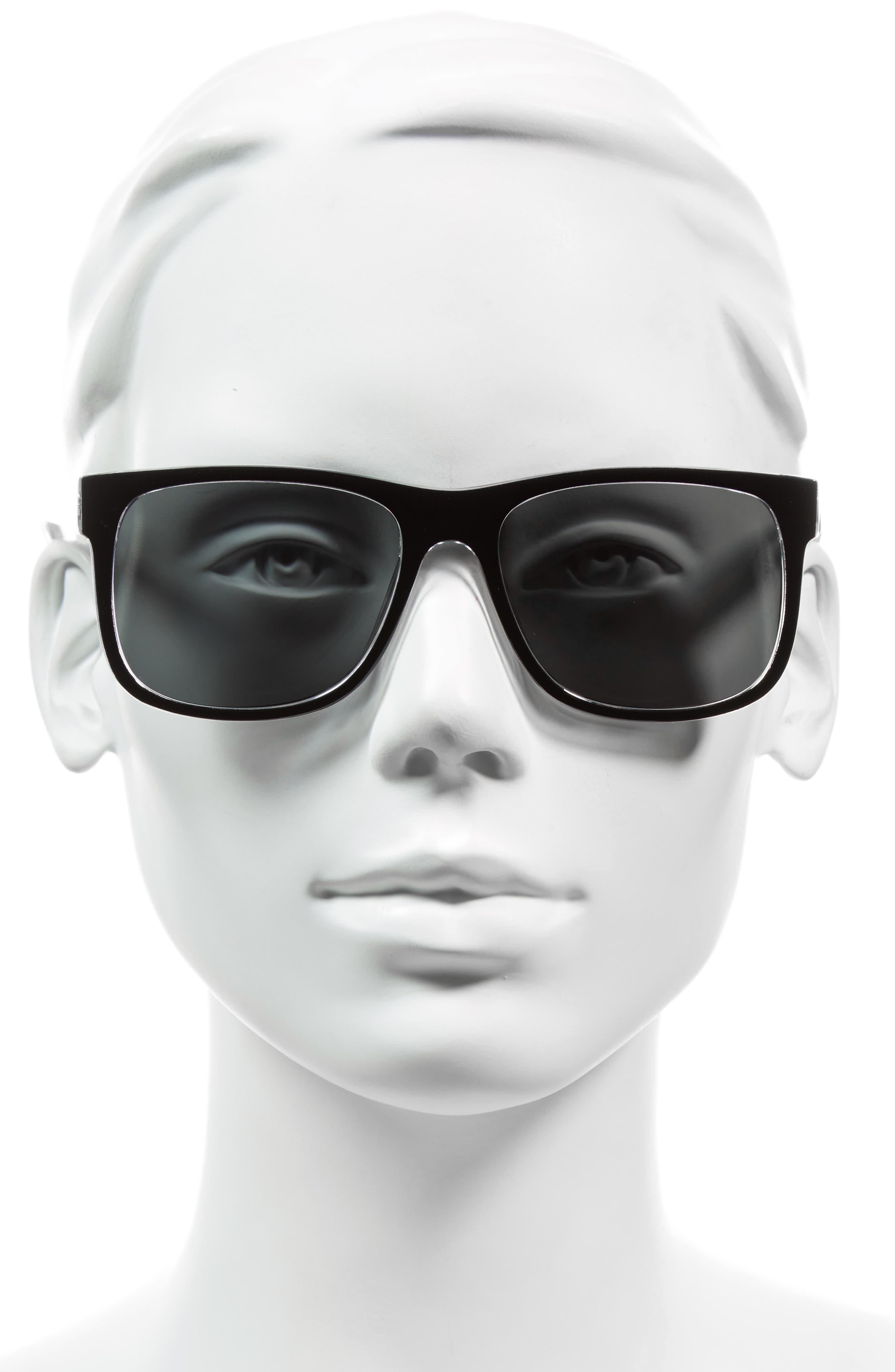 Main 54mm Polarized Sunglasses,                             Alternate thumbnail 5, color,