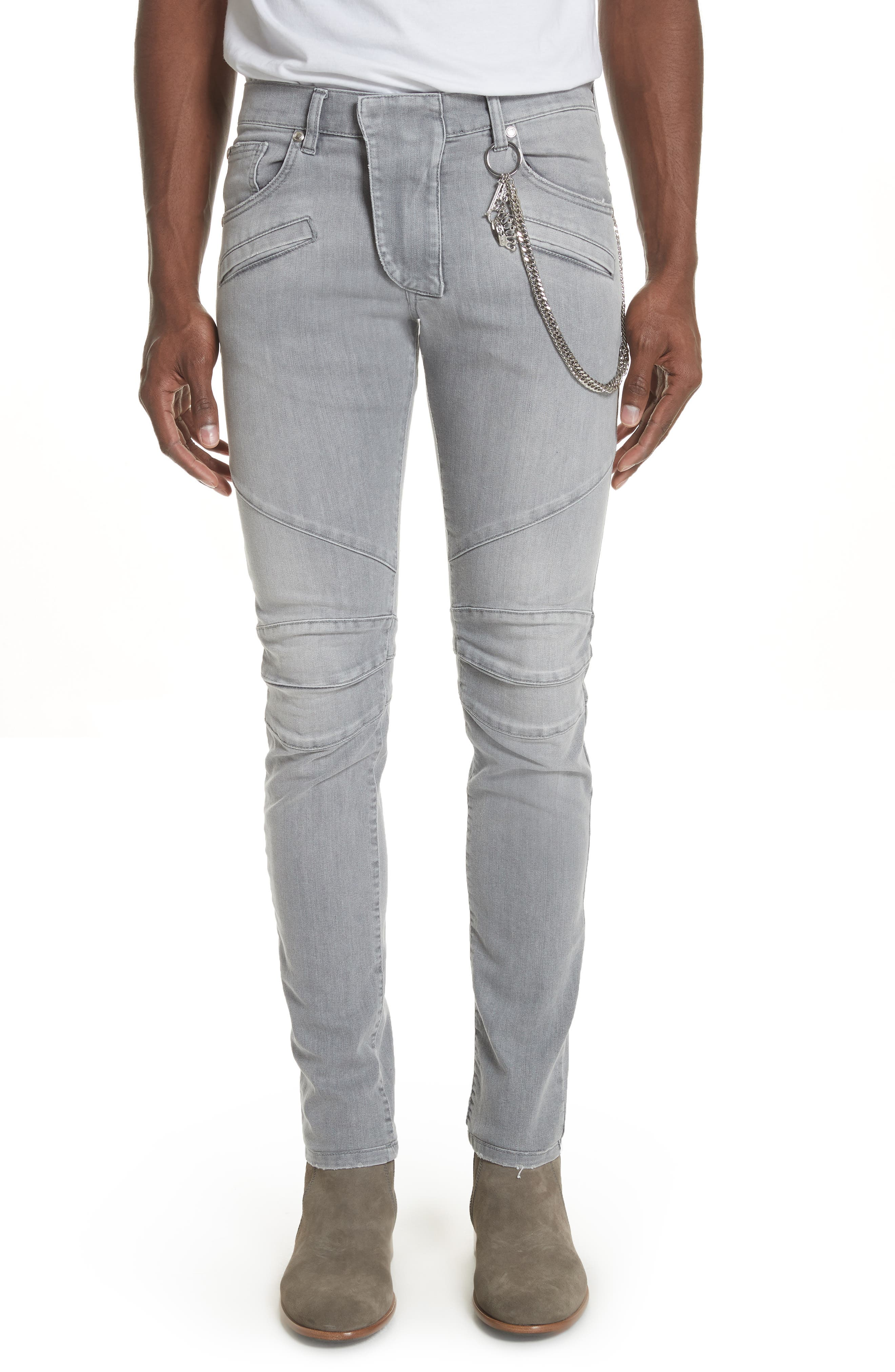 Biker Jeans,                             Main thumbnail 1, color,