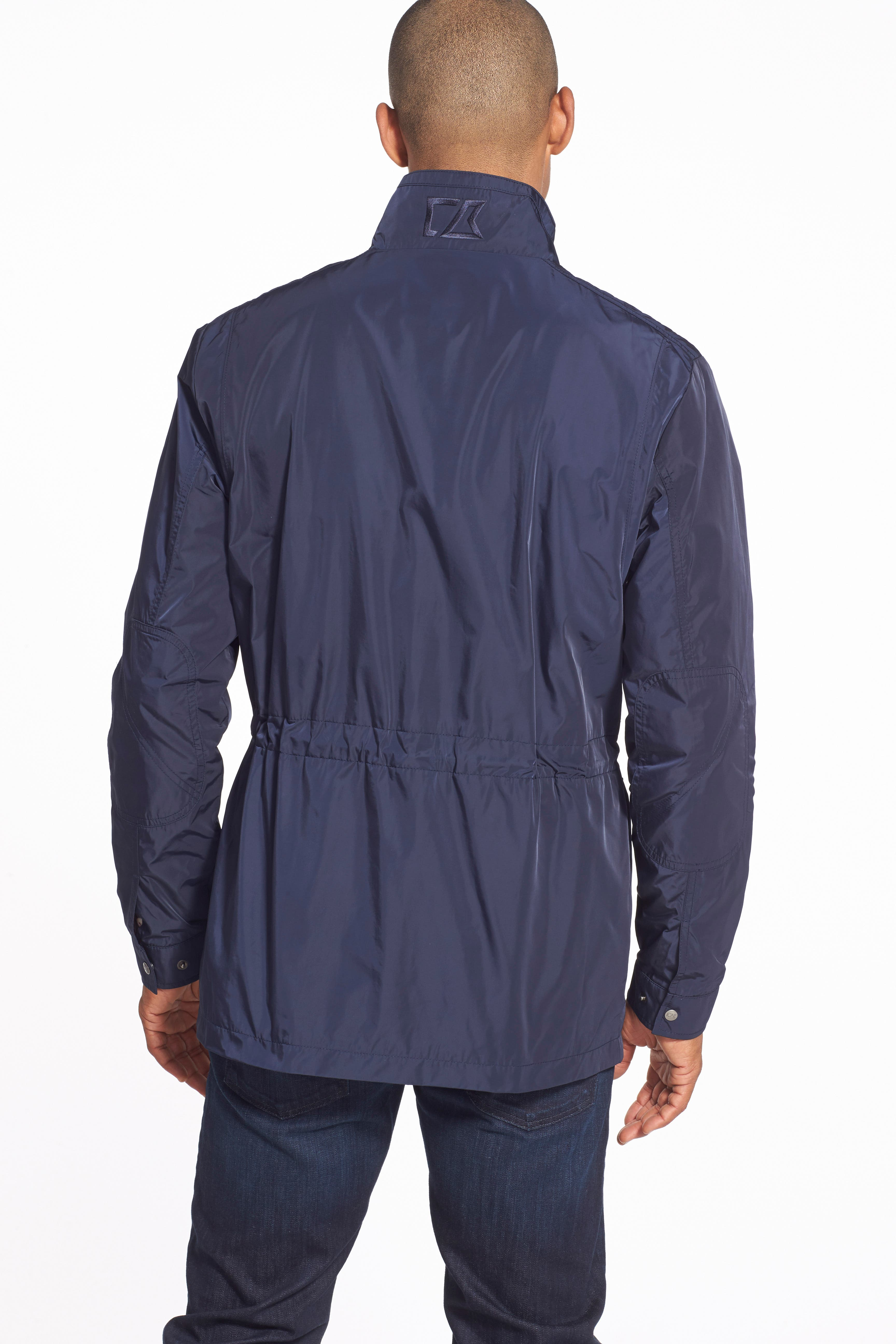 Birch Bay Water Resistant Jacket,                             Alternate thumbnail 4, color,                             493