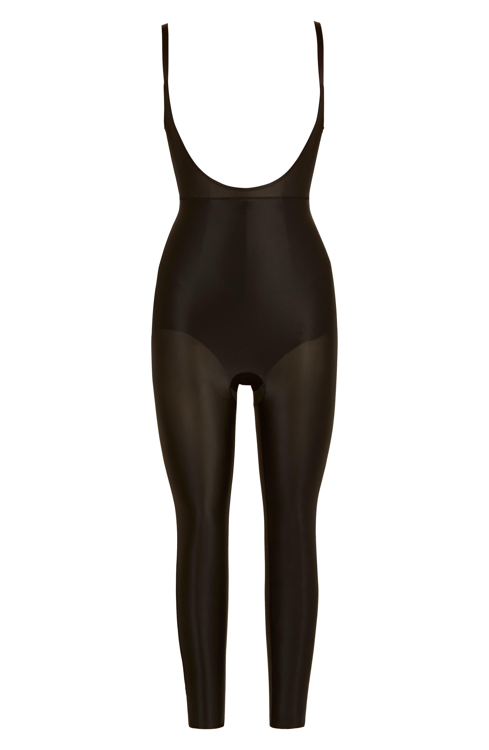 31e5df3a676 SPANX® Suit Your Fancy Open-Bust Shaper Catsuit