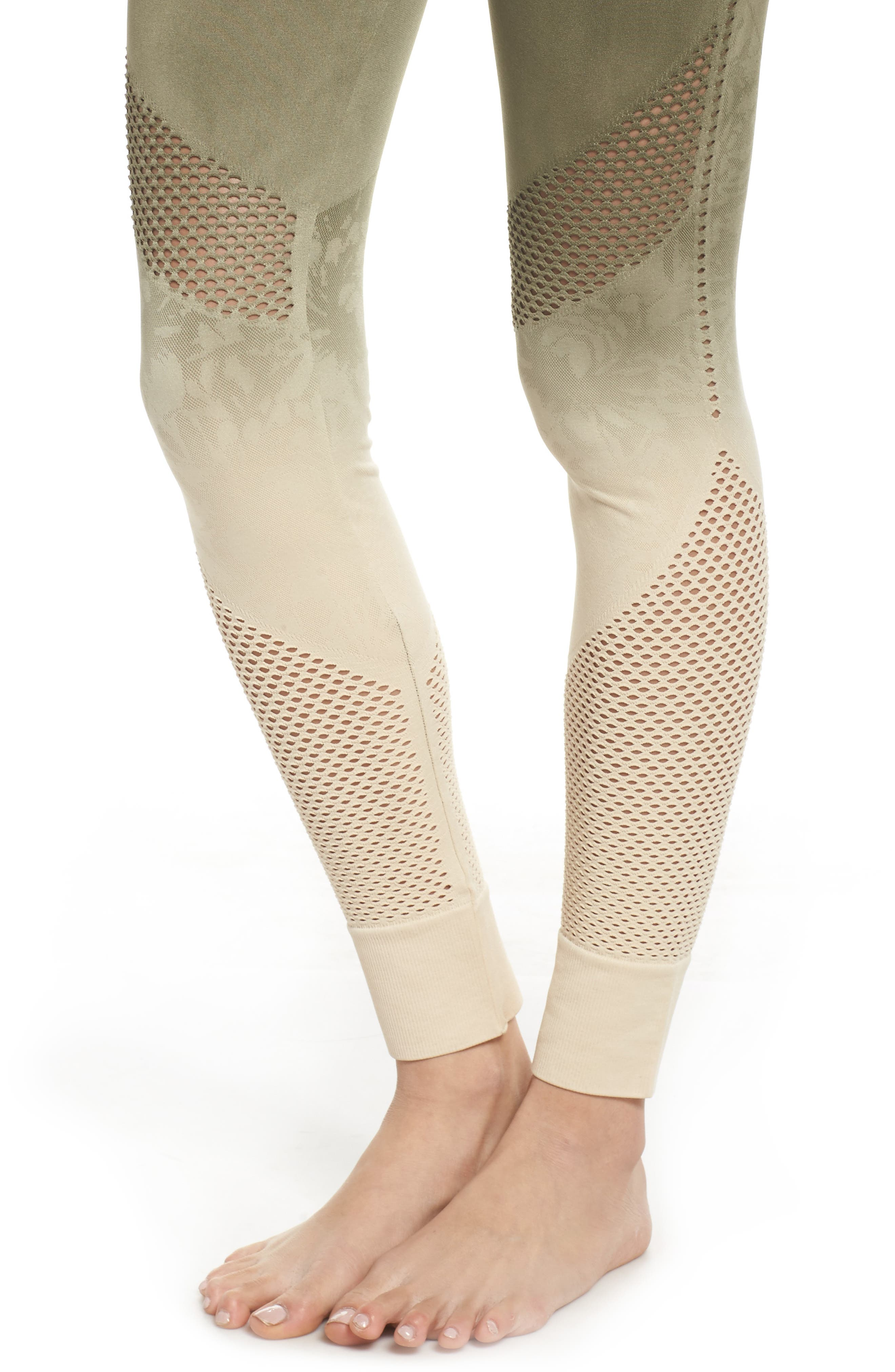 Formation High Waist Leggings,                             Alternate thumbnail 4, color,                             250