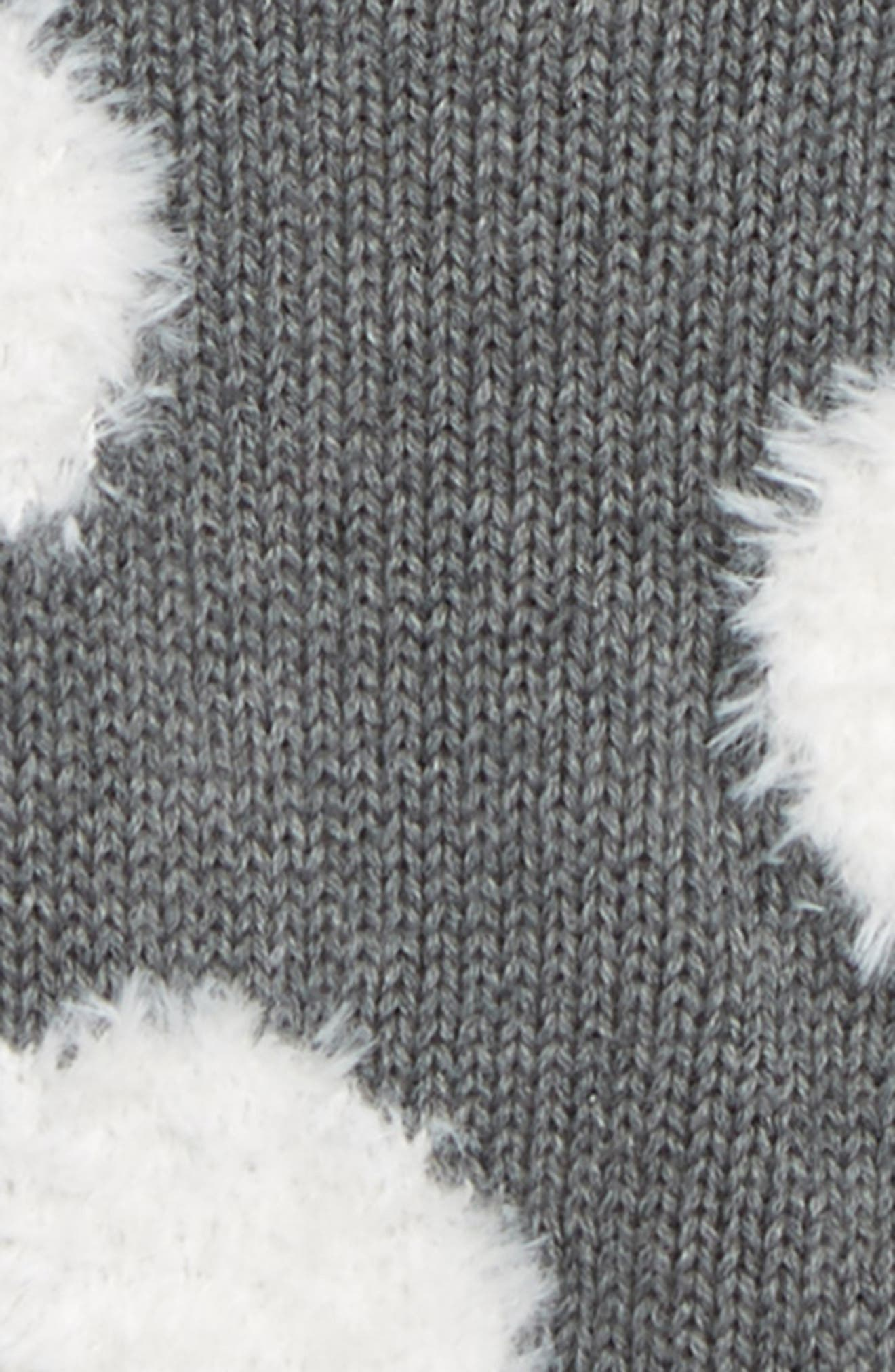 Fuzzy Dot Tunic Sweater,                             Alternate thumbnail 2, color,                             030