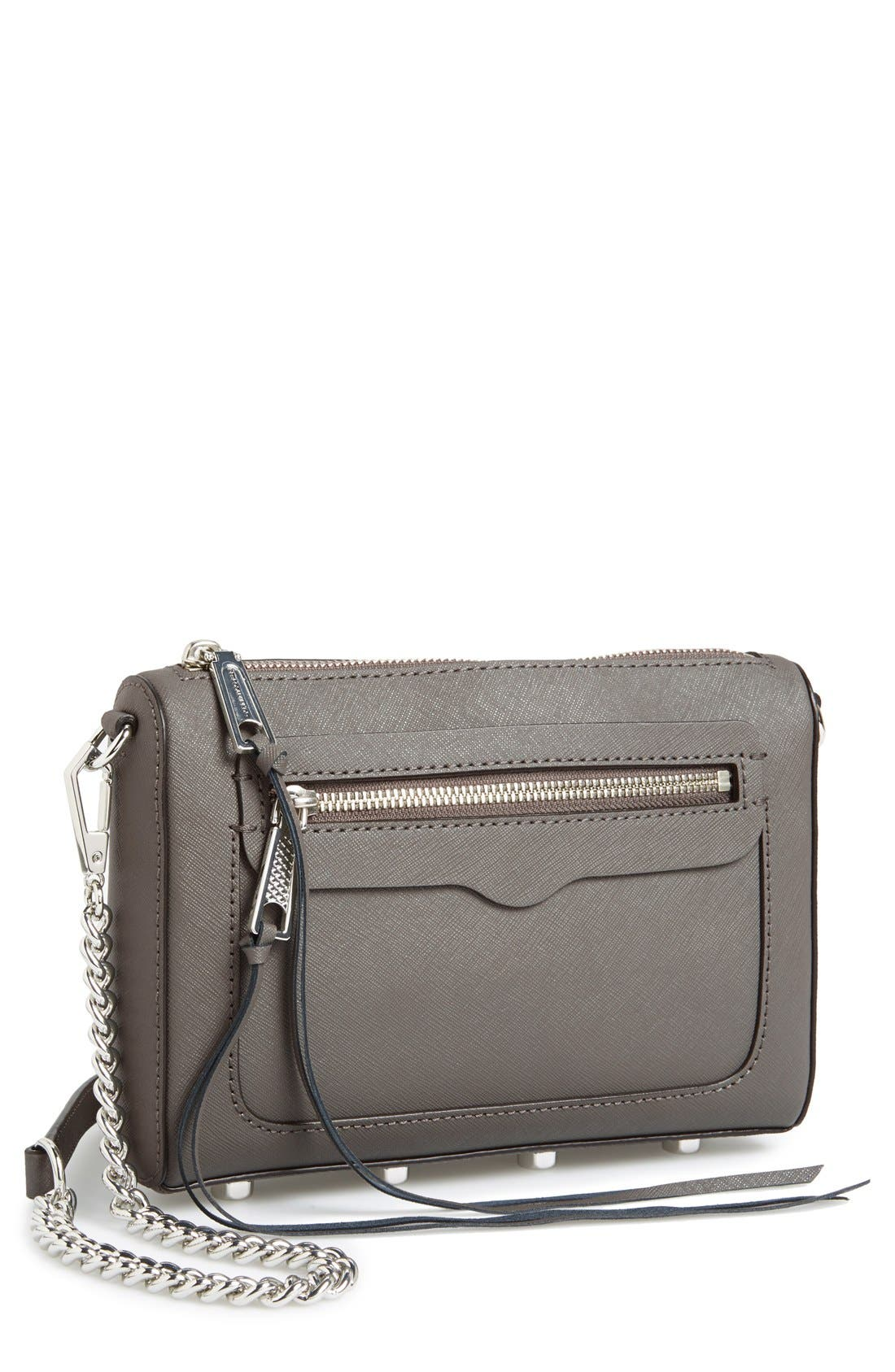 'Avery' Crossbody Bag, Main, color, 021