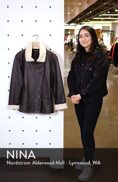 Aviator Leather Jacket, sales video thumbnail