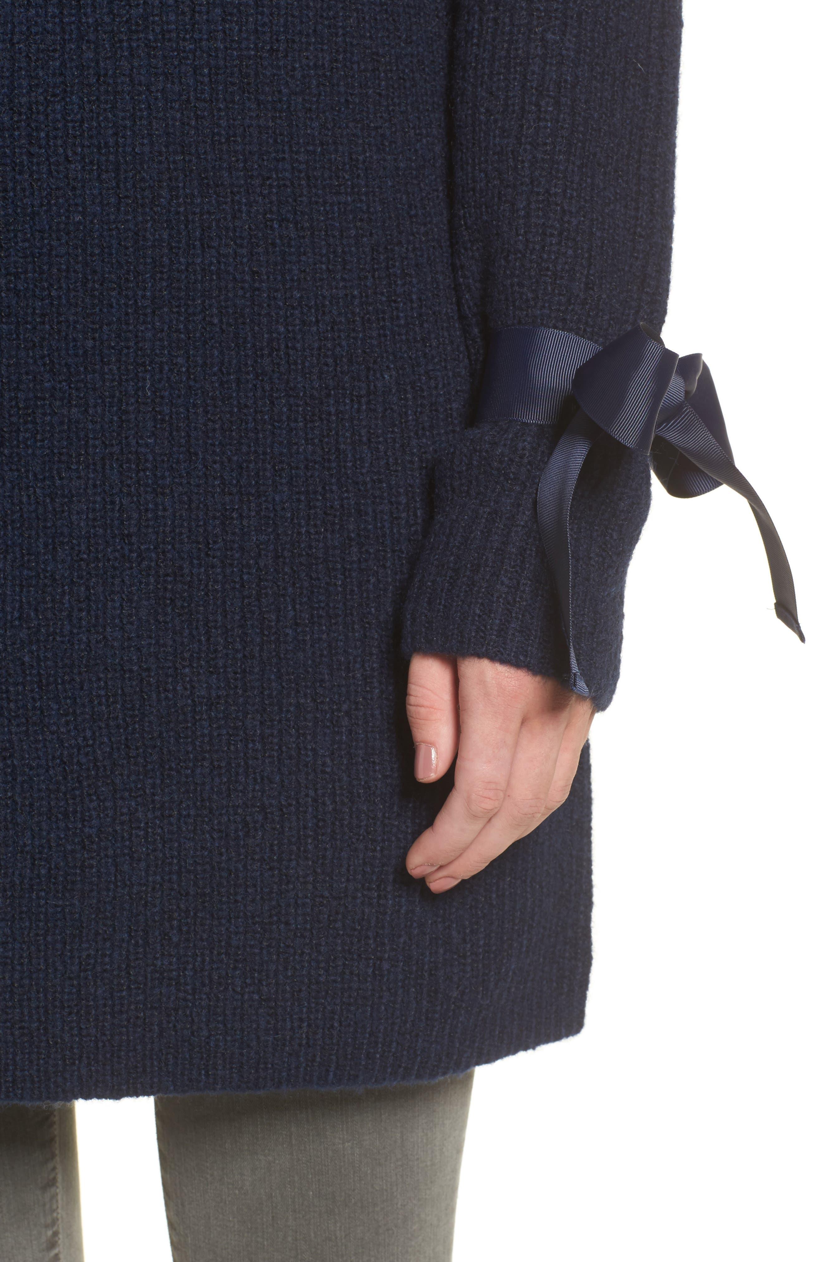 Bow Sleeve Tunic,                             Alternate thumbnail 15, color,