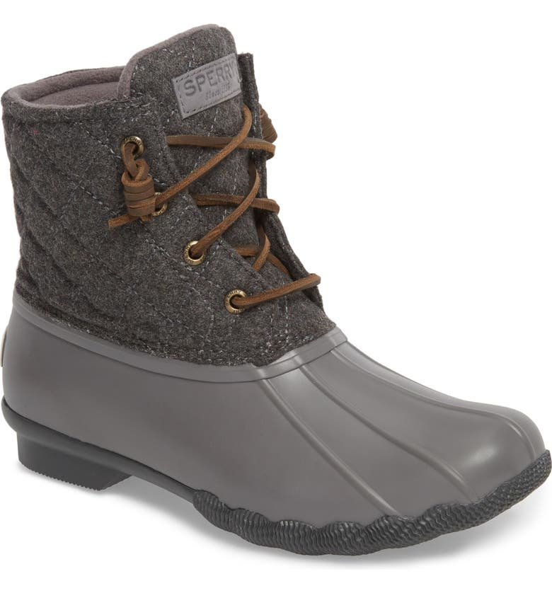 Sperry Saltwater Rain Boot (Women) | Nordstrom