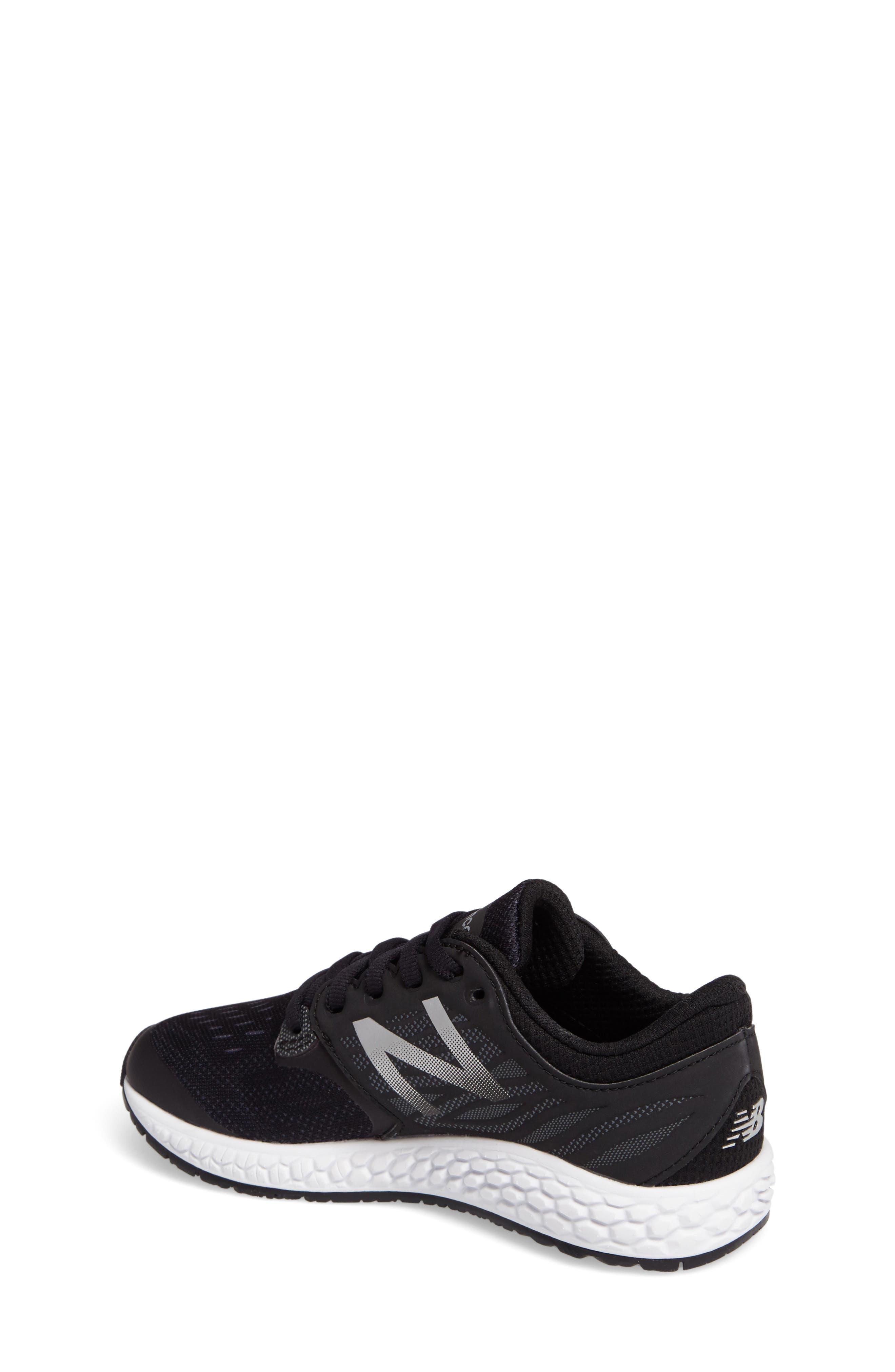 Fresh Foam Sneaker,                             Alternate thumbnail 2, color,                             001