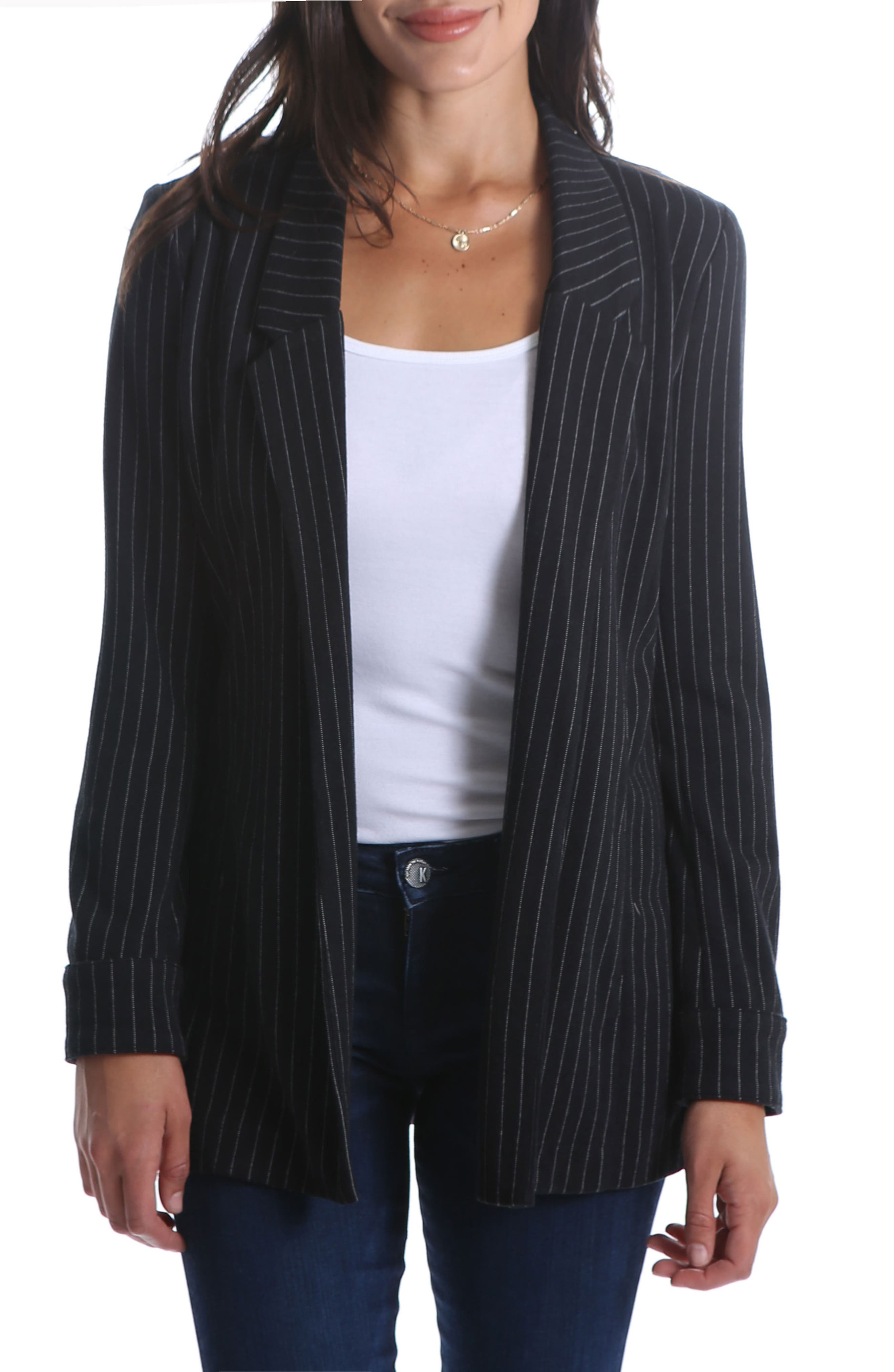 Babette Knit Blazer by Kut From The Kloth