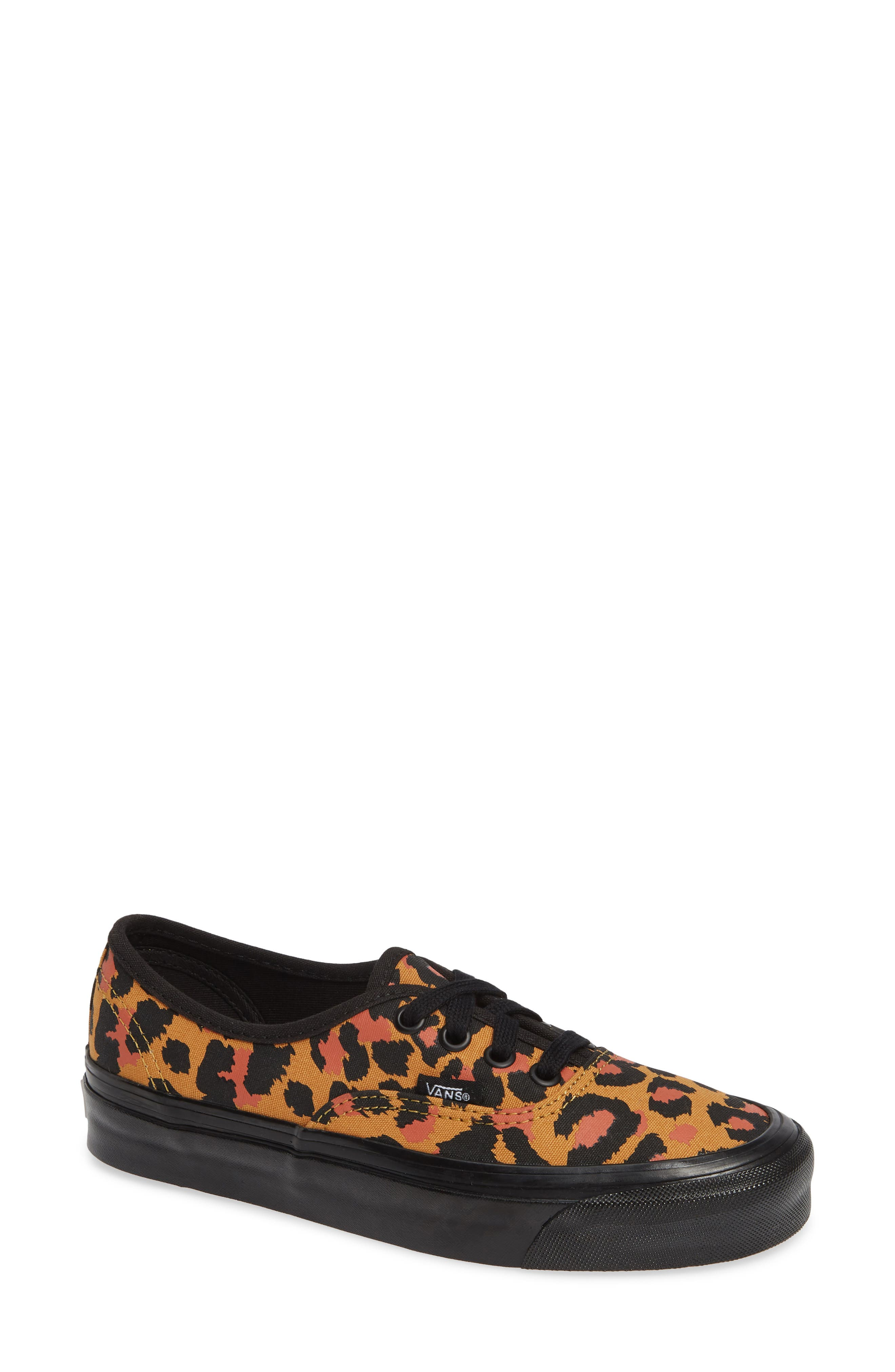Authentic 44 Dx Sneaker in Leopard/ Black