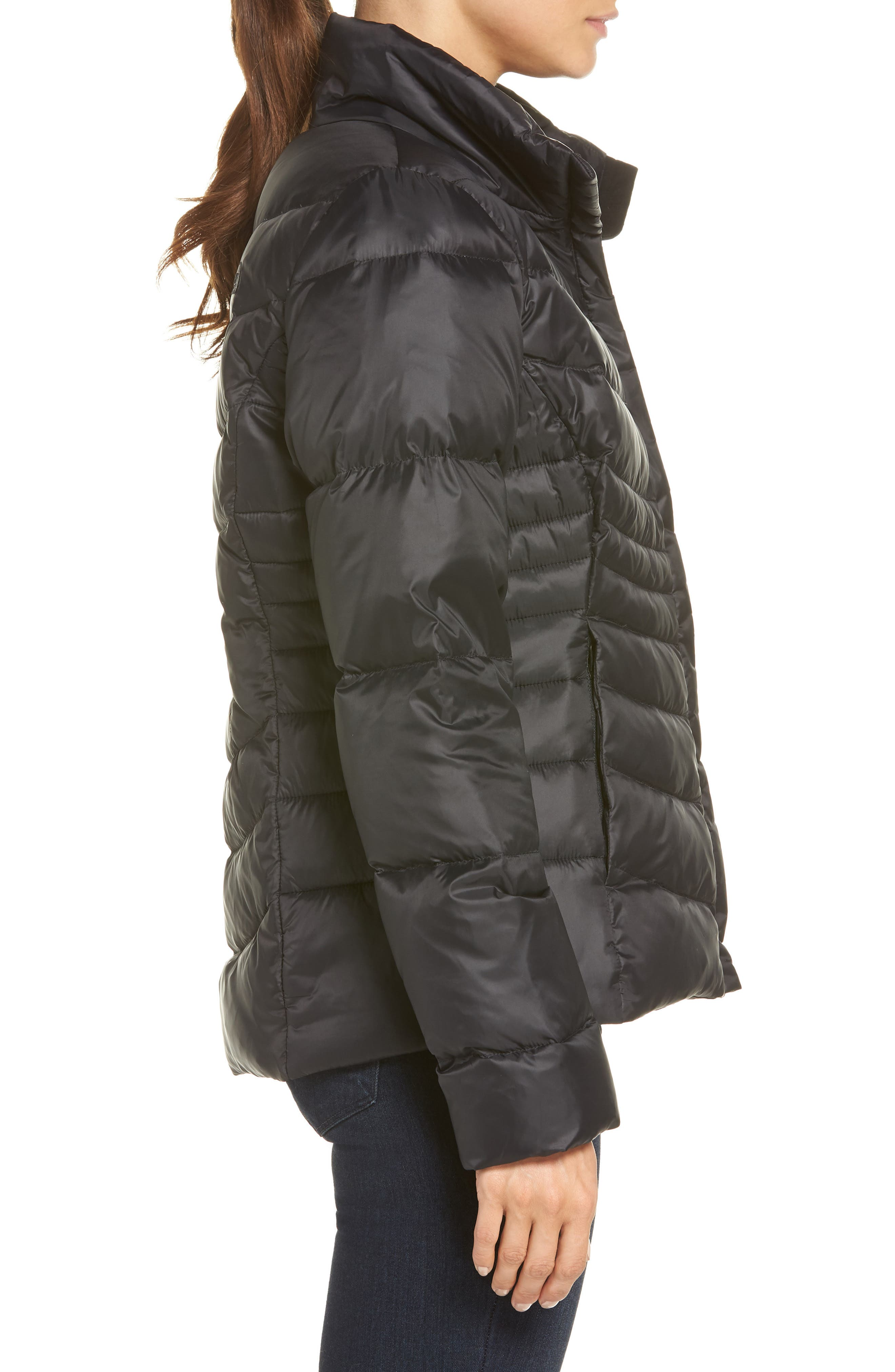 THE NORTH FACE,                             Aconcagua II Down Jacket,                             Alternate thumbnail 3, color,                             001