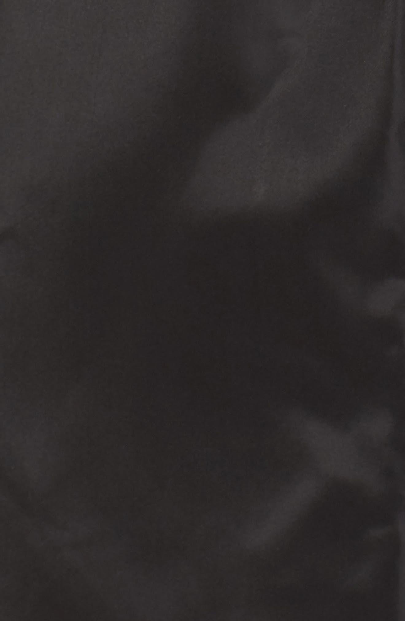 Belted Lightweight Jacket,                             Alternate thumbnail 6, color,                             001