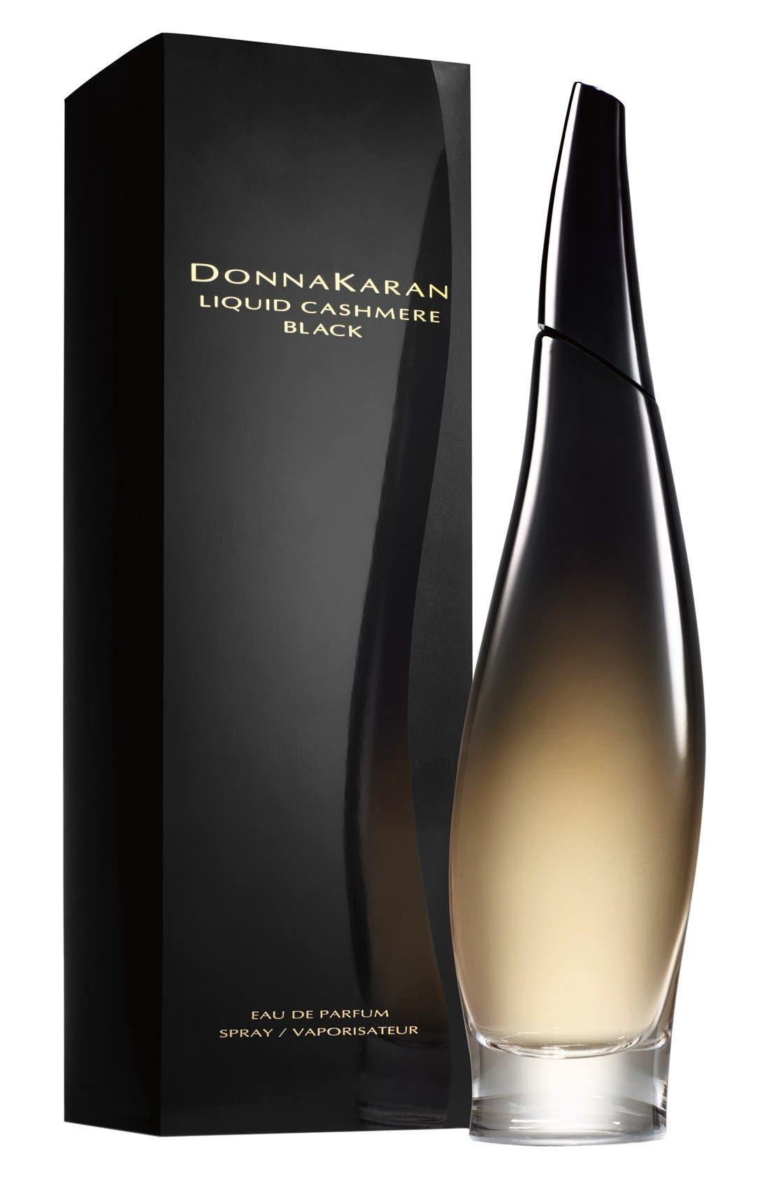 Donna Karan 'Liquid Cashmere Black' Eau de Parfum,                             Alternate thumbnail 2, color,                             000