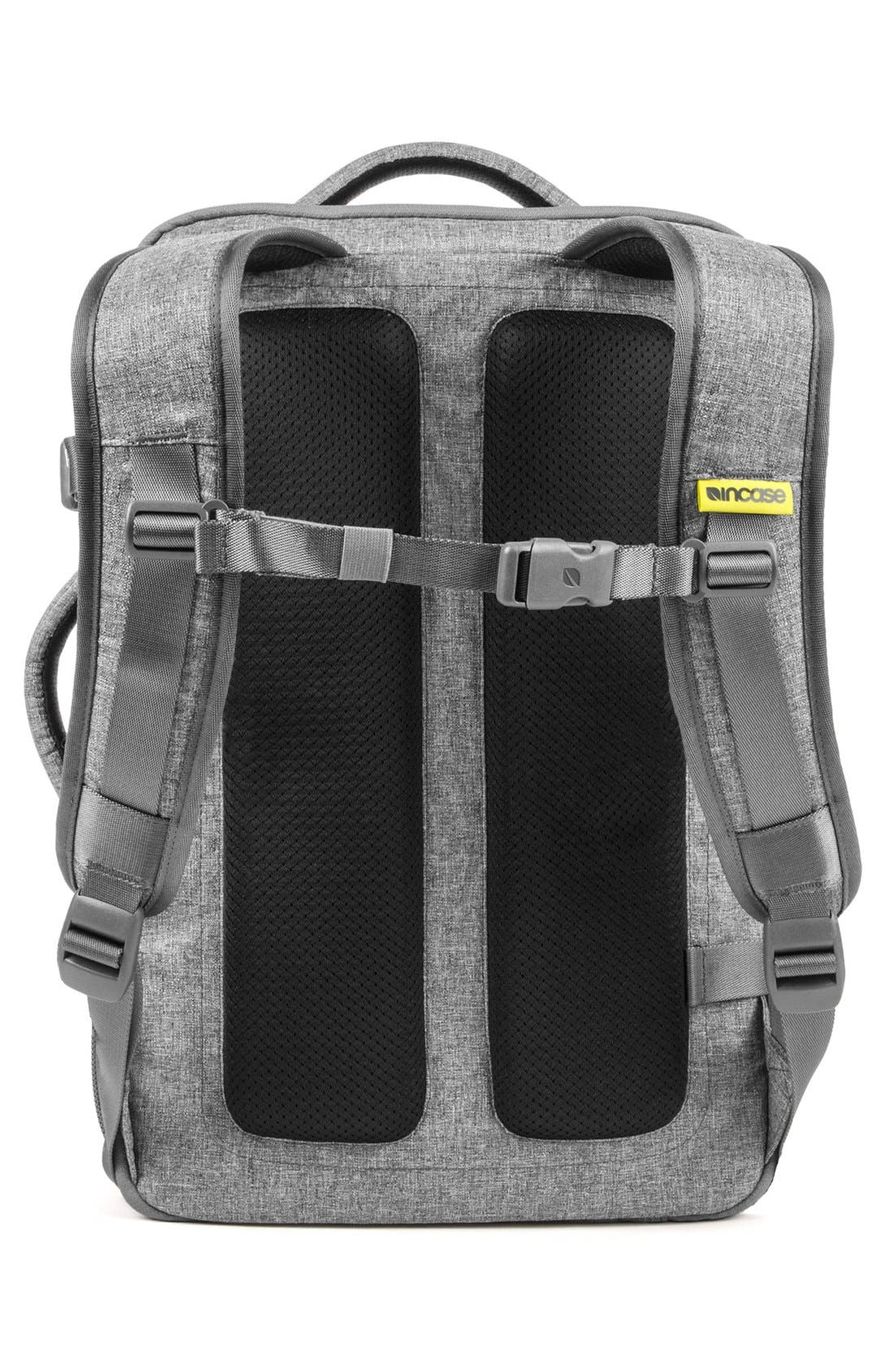 EO Travel Backpack,                             Alternate thumbnail 2, color,                             HEATHER GREY