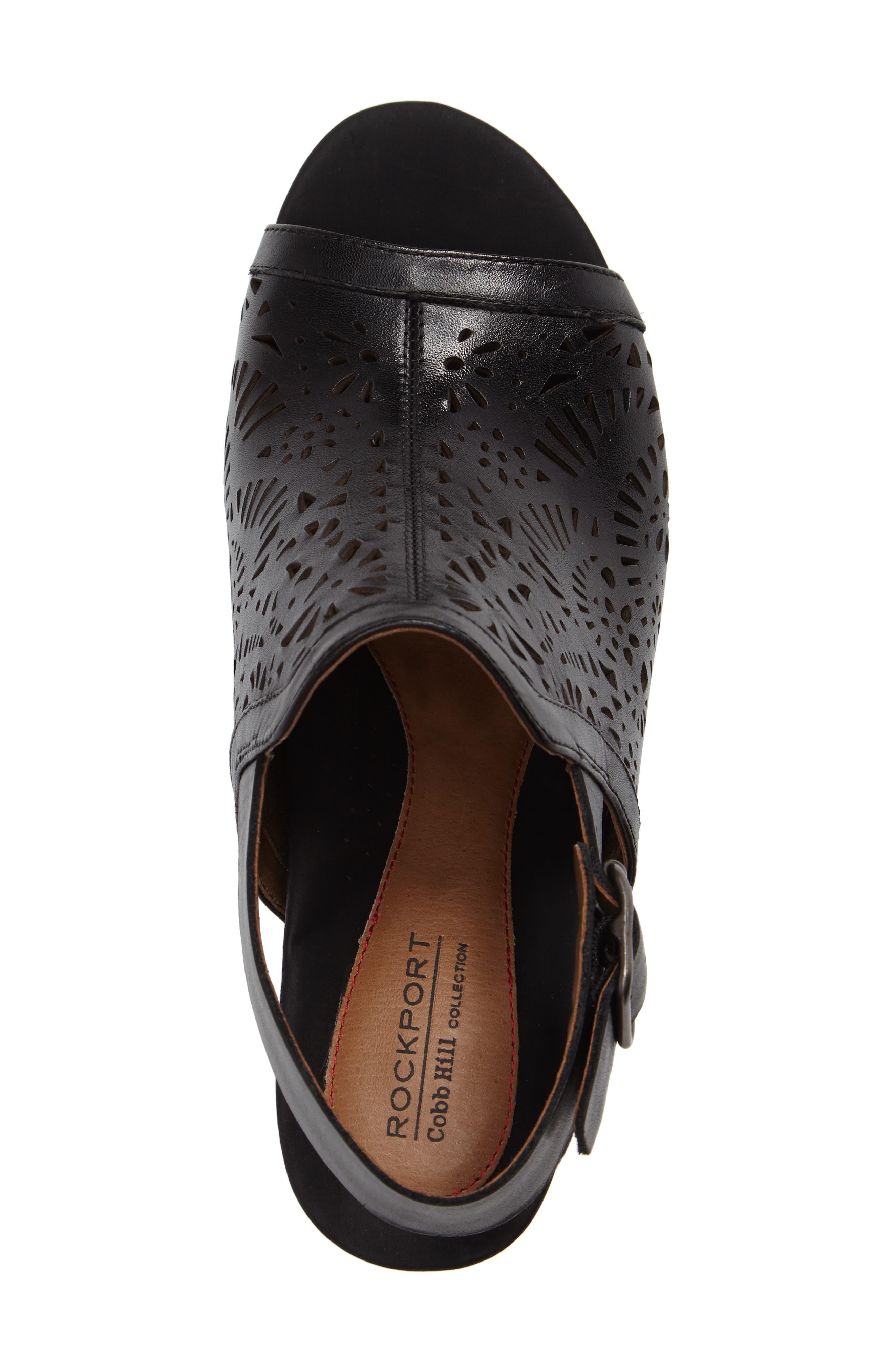 Tropez Block Heel Sandal,                             Alternate thumbnail 17, color,