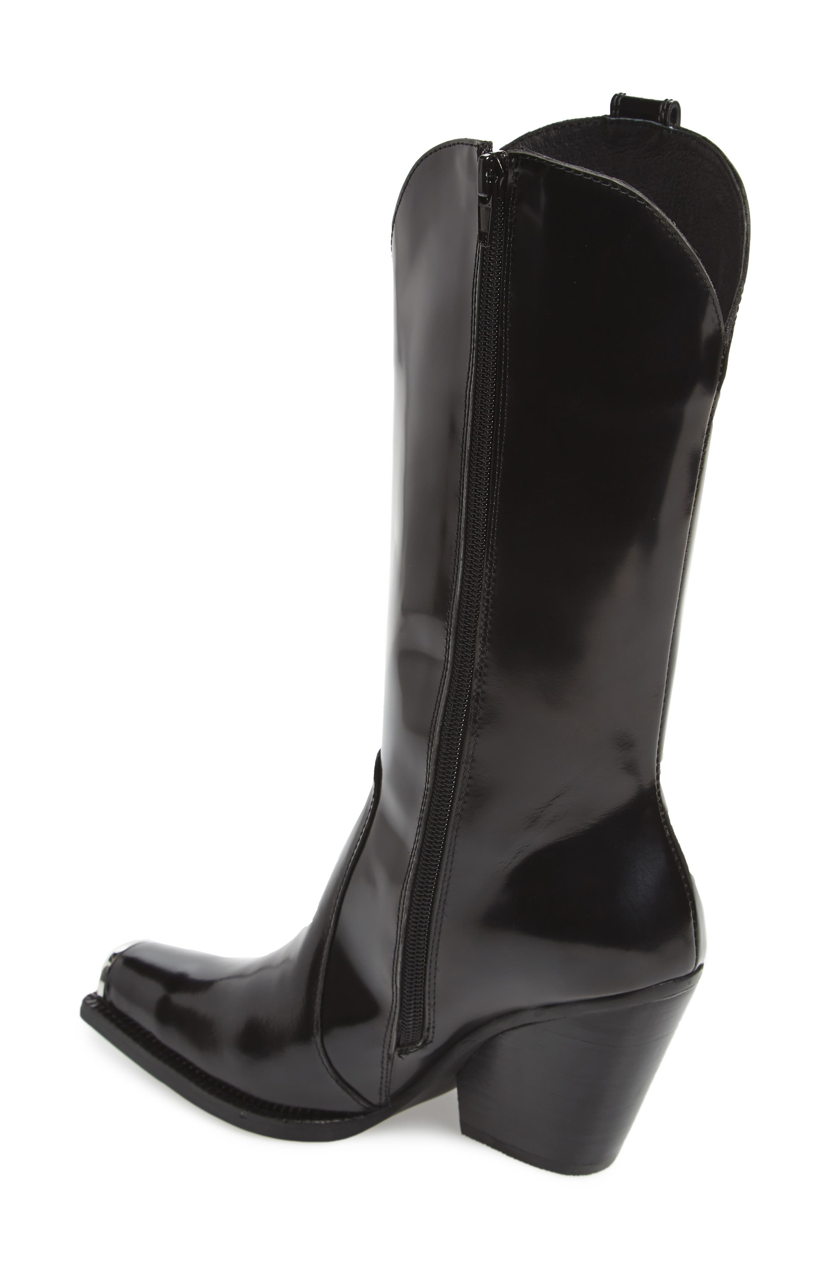 Overkill Western Boot,                             Alternate thumbnail 3, color,