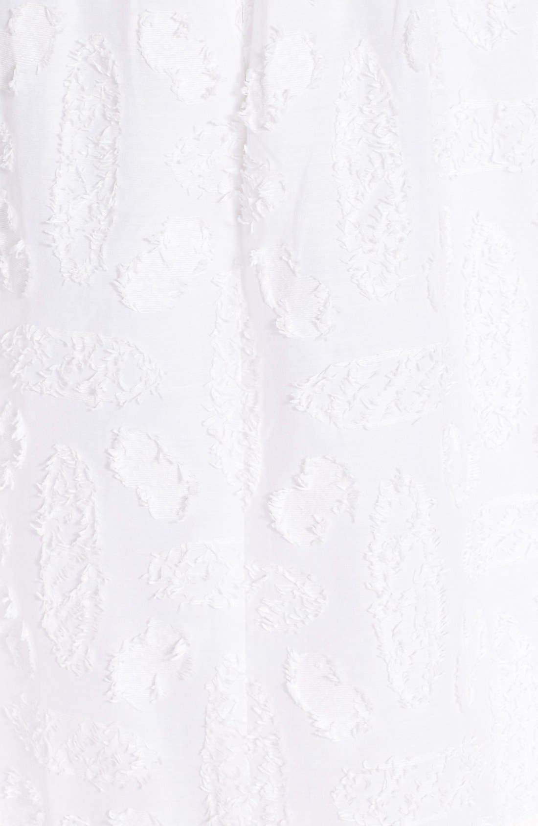 'Sakura' Off the Shoulder Fil Coupe Dress,                             Alternate thumbnail 2, color,