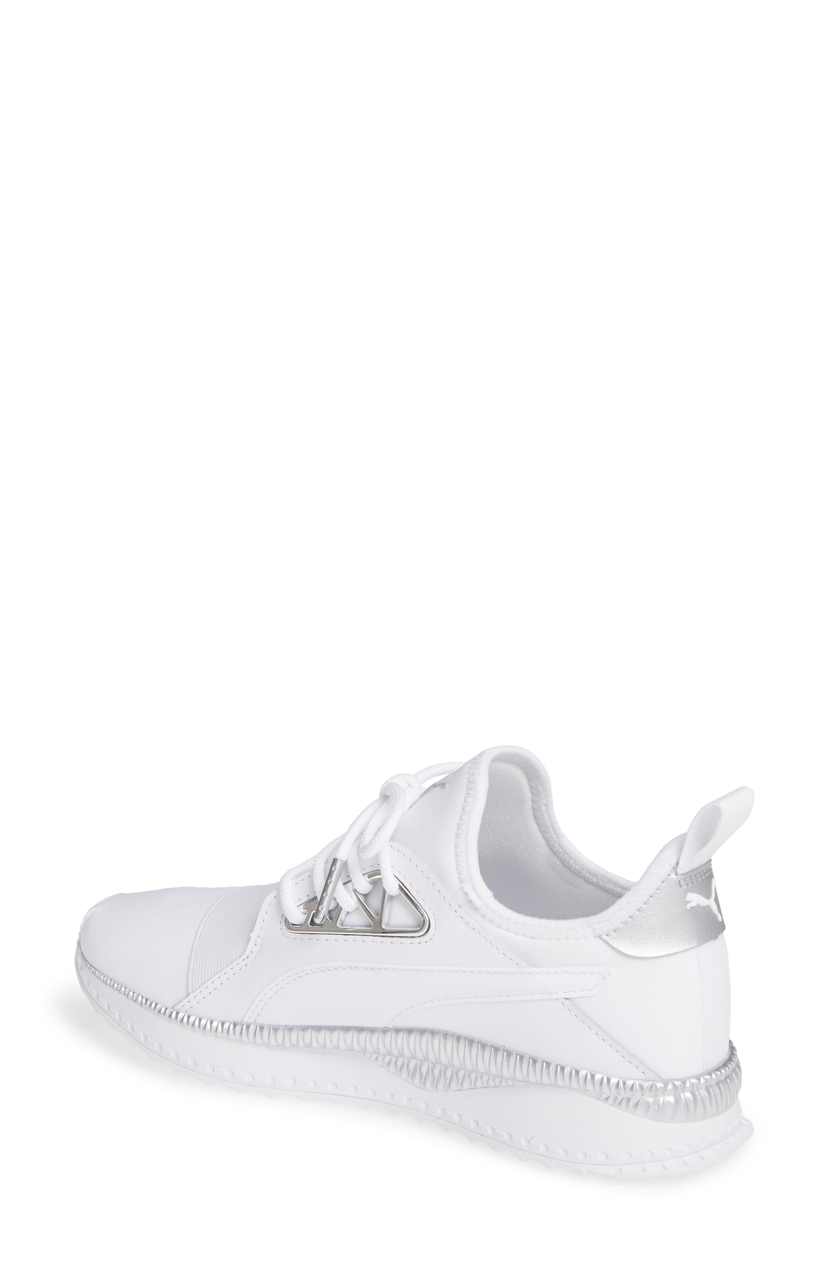 TSUGI Apex Jewel Sneaker,                             Alternate thumbnail 2, color,                             PUMA WHITE/ PUMA WHITE
