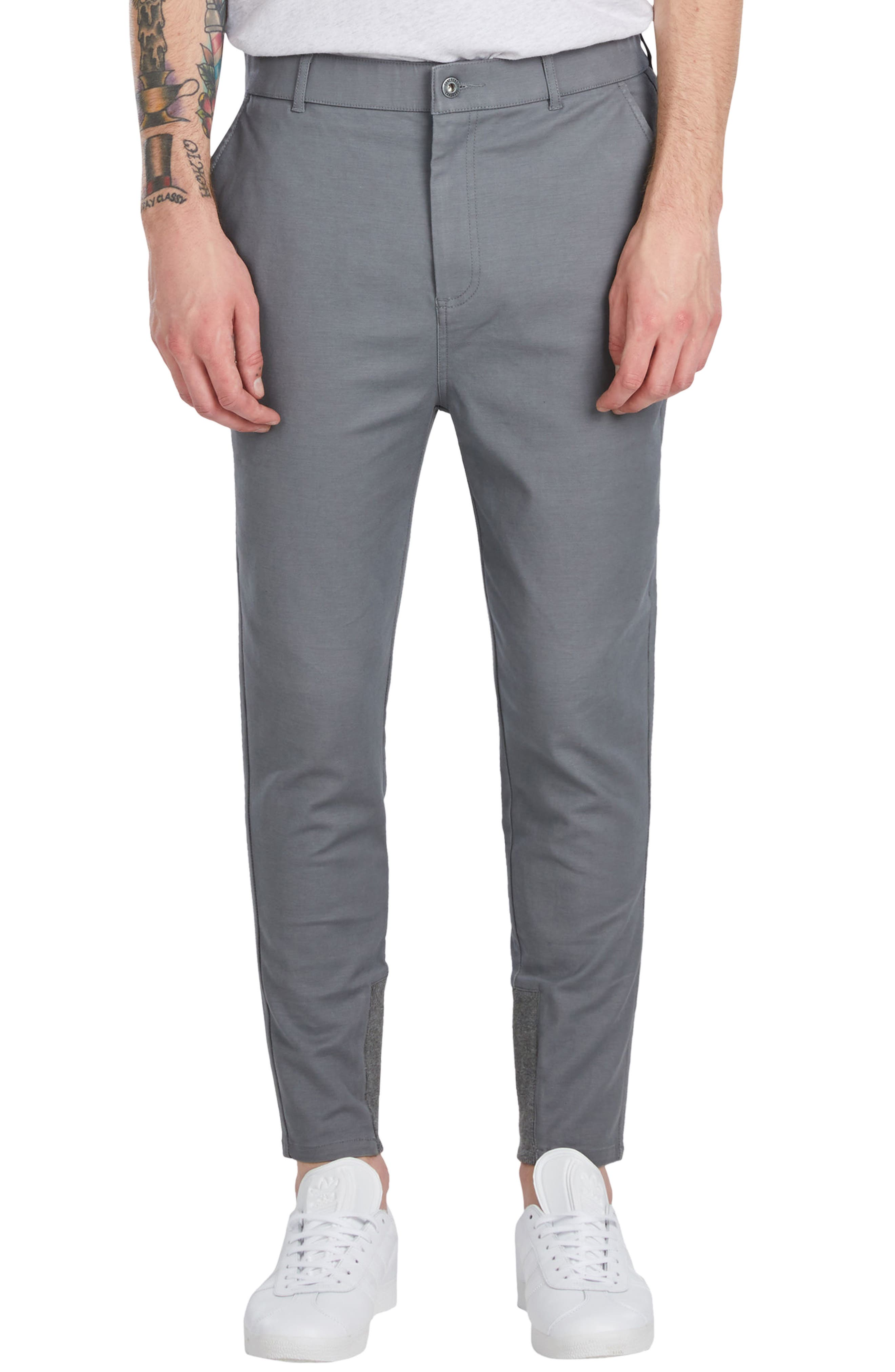 'Sharpshot' Slouchy Skinny Fit Chinos,                         Main,                         color,