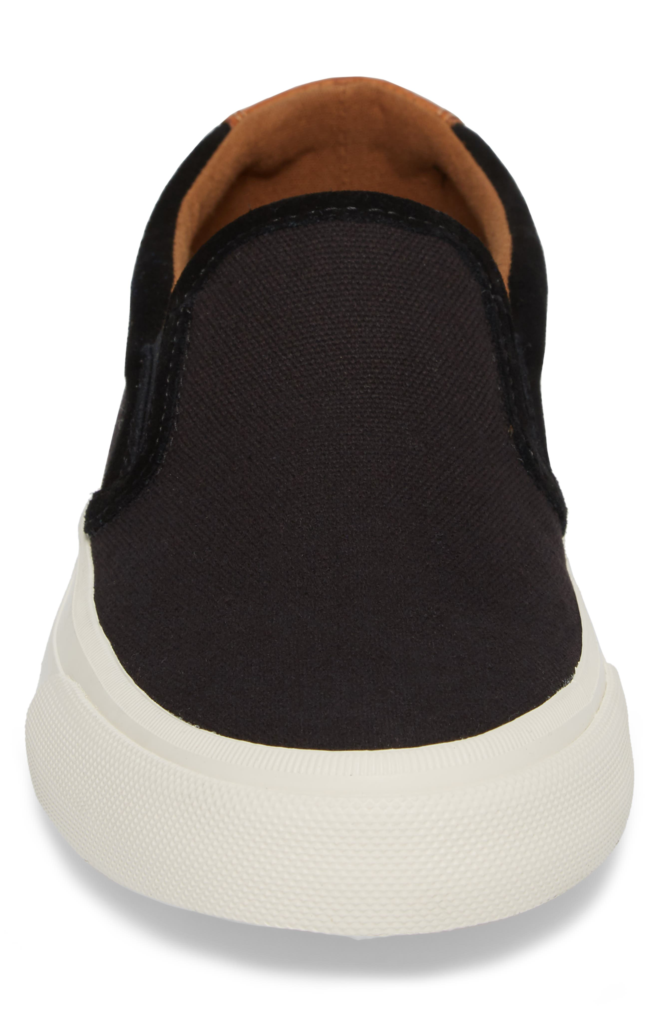 Ludlow Slip-On,                             Alternate thumbnail 4, color,                             001