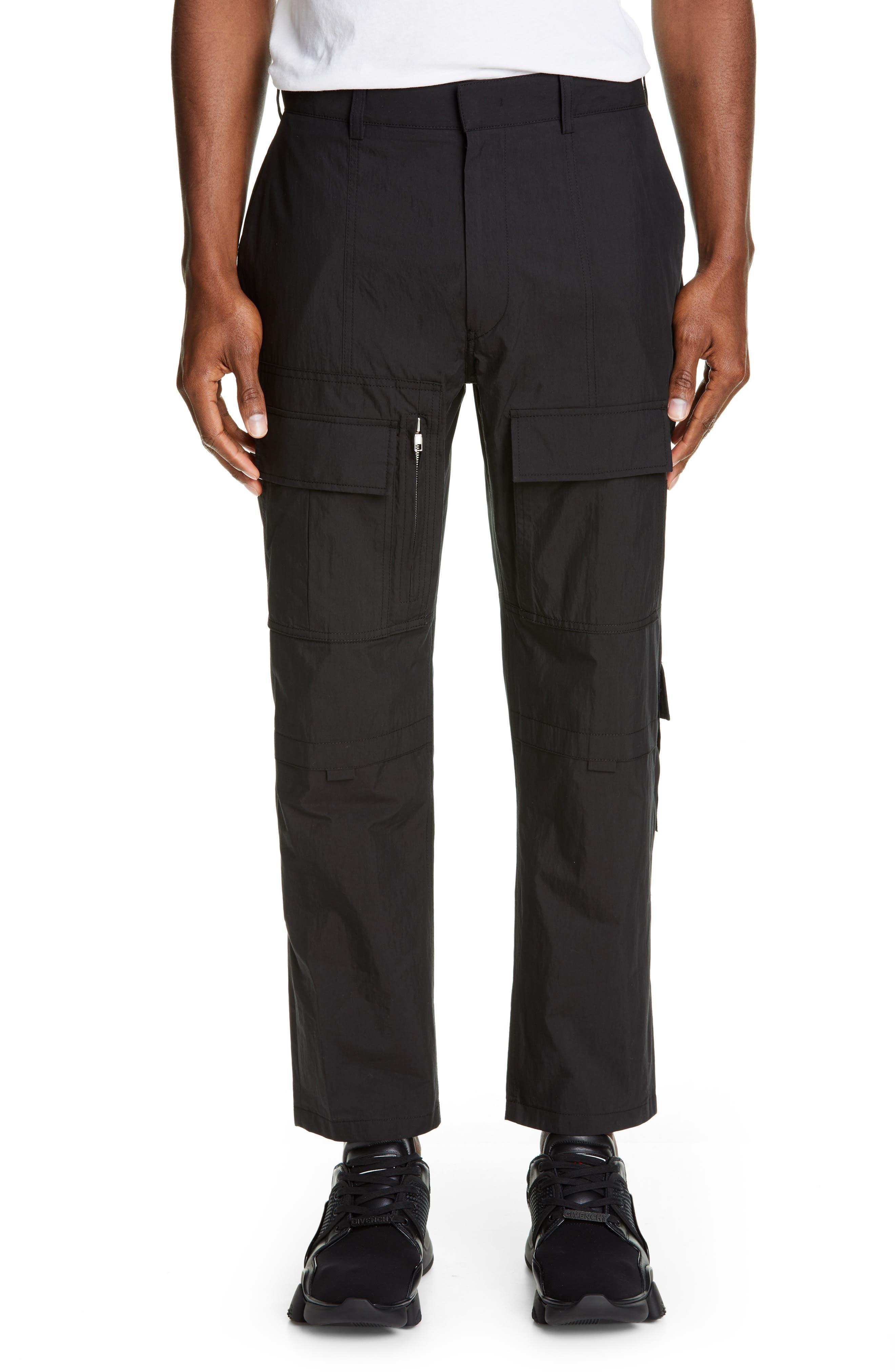 Juun.j Cargo Pants, Black
