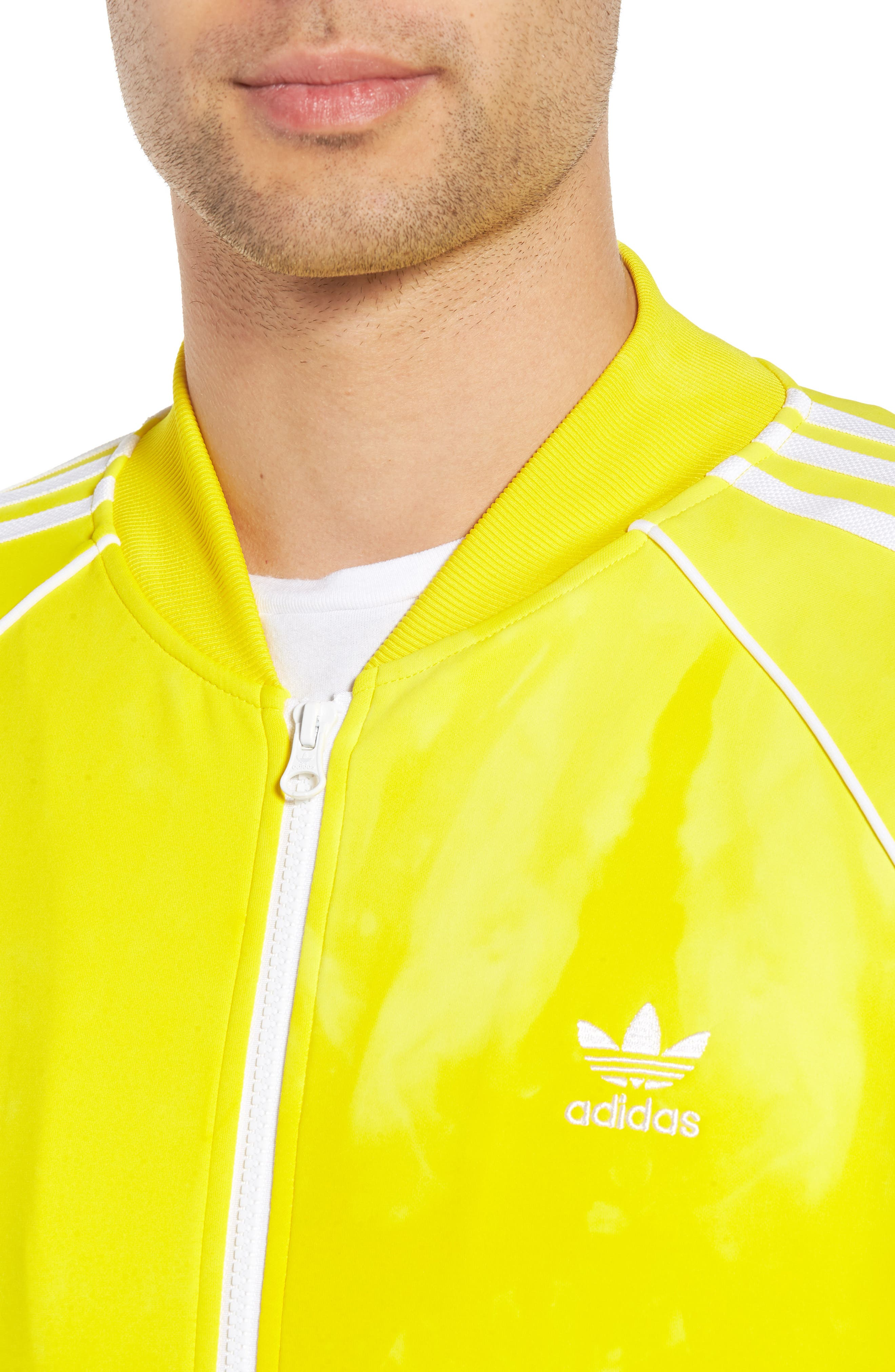 Hu Holi Track Jacket,                             Alternate thumbnail 4, color,                             734