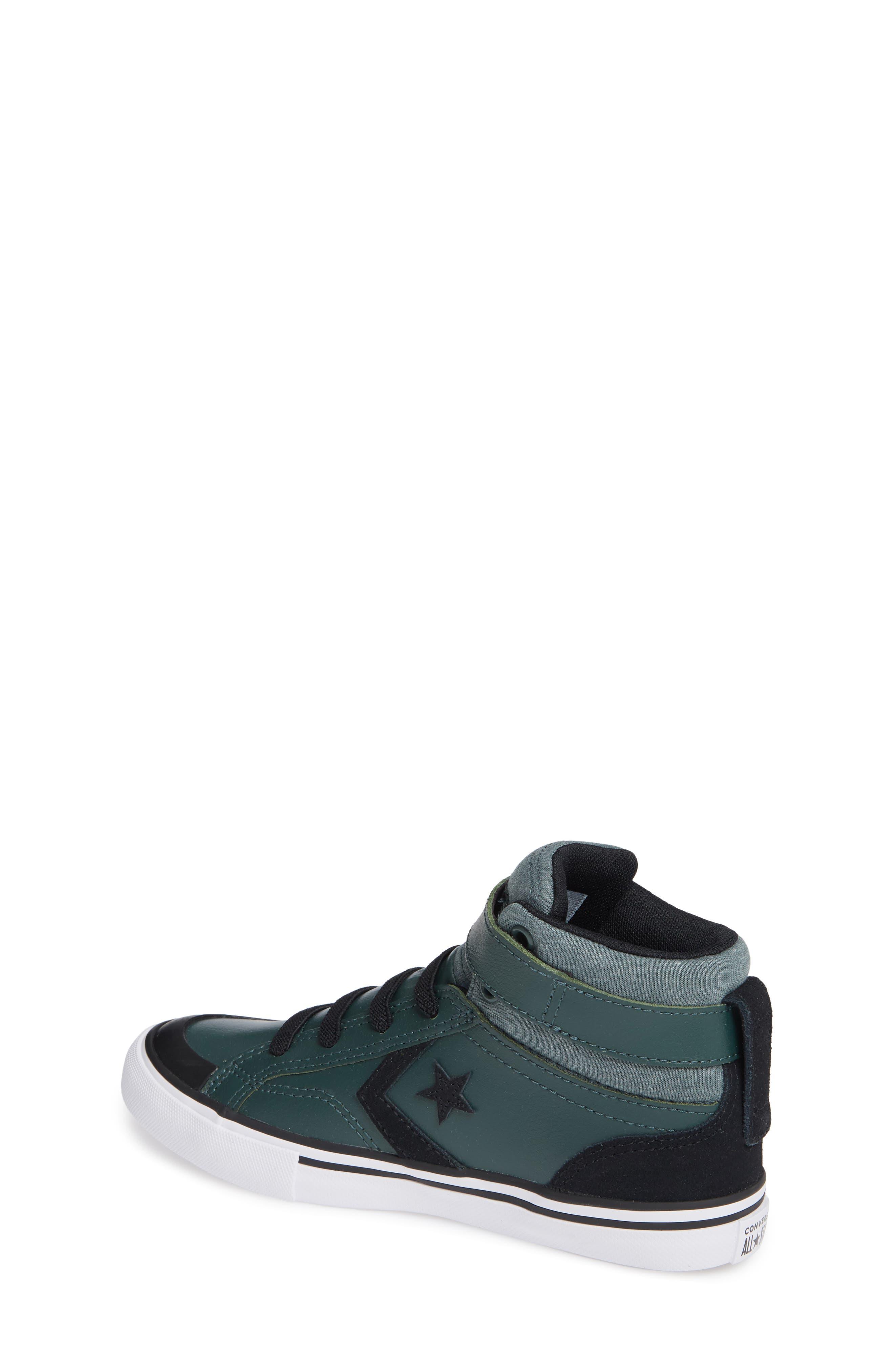 Pro Blaze High Top Sneaker,                             Alternate thumbnail 2, color,                             VINTAGE GREEN