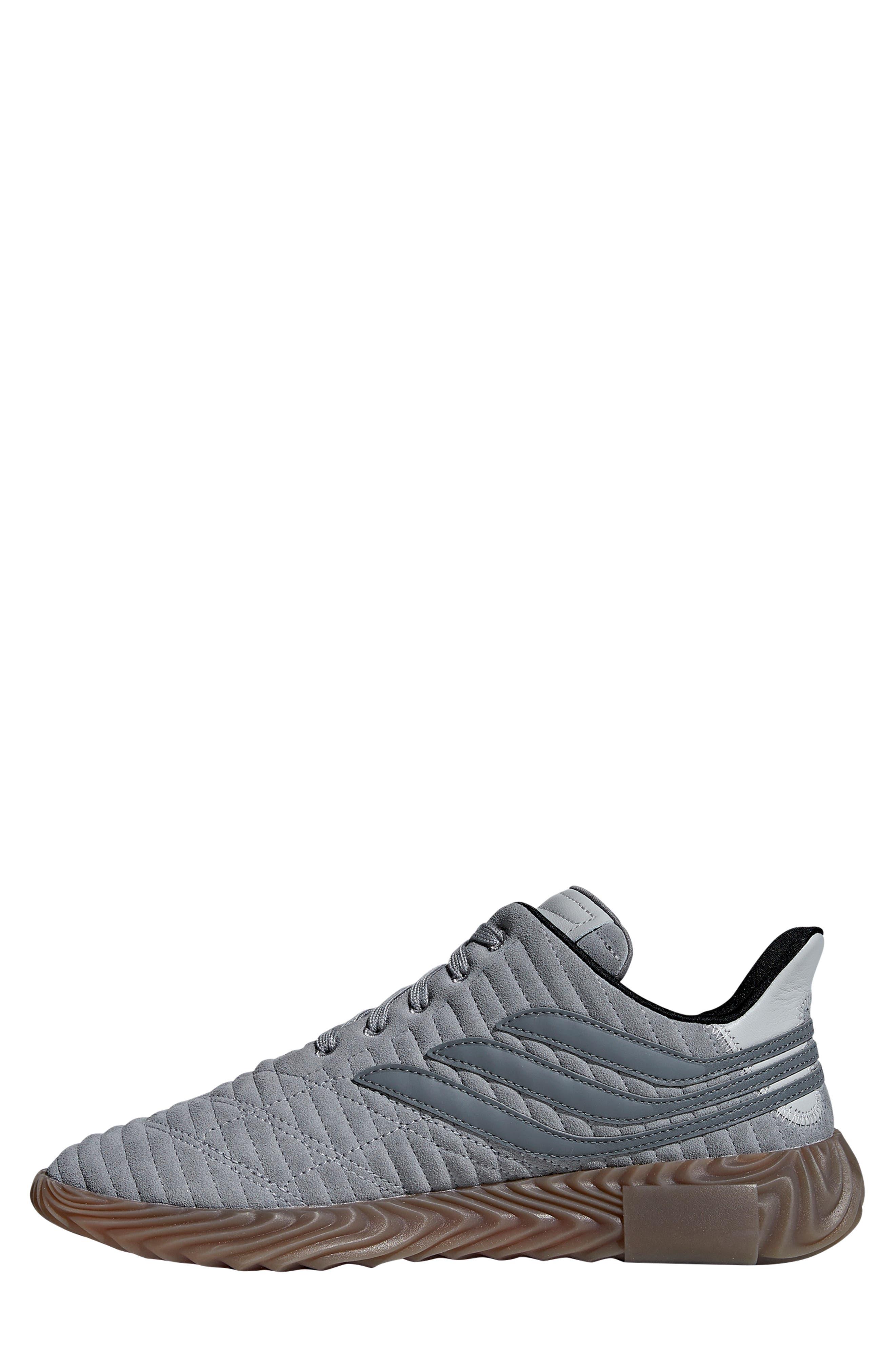 Sobakov Sneaker,                             Alternate thumbnail 11, color,                             GREY/ GREY